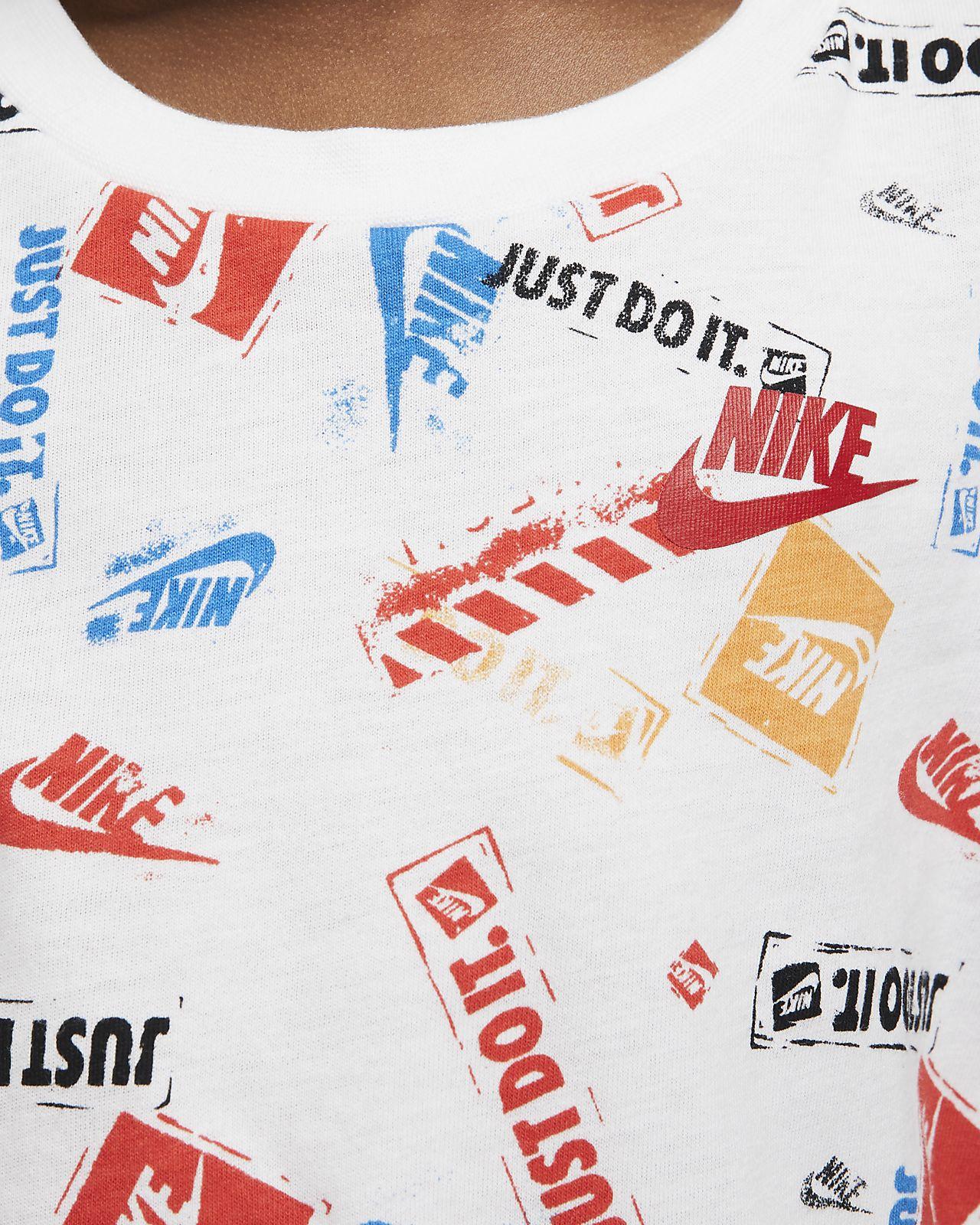 df4237e246 Low Resolution Nike mintás póló babáknak Nike mintás póló babáknak