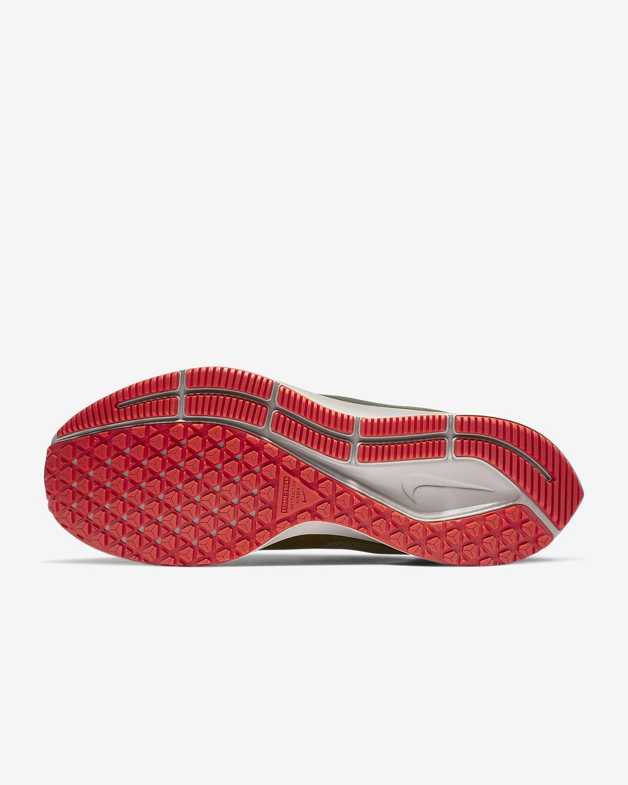 648749602da63e Nike Air Zoom Pegasus 35 Shield Olive Black Sail Aa1643 300 Nike