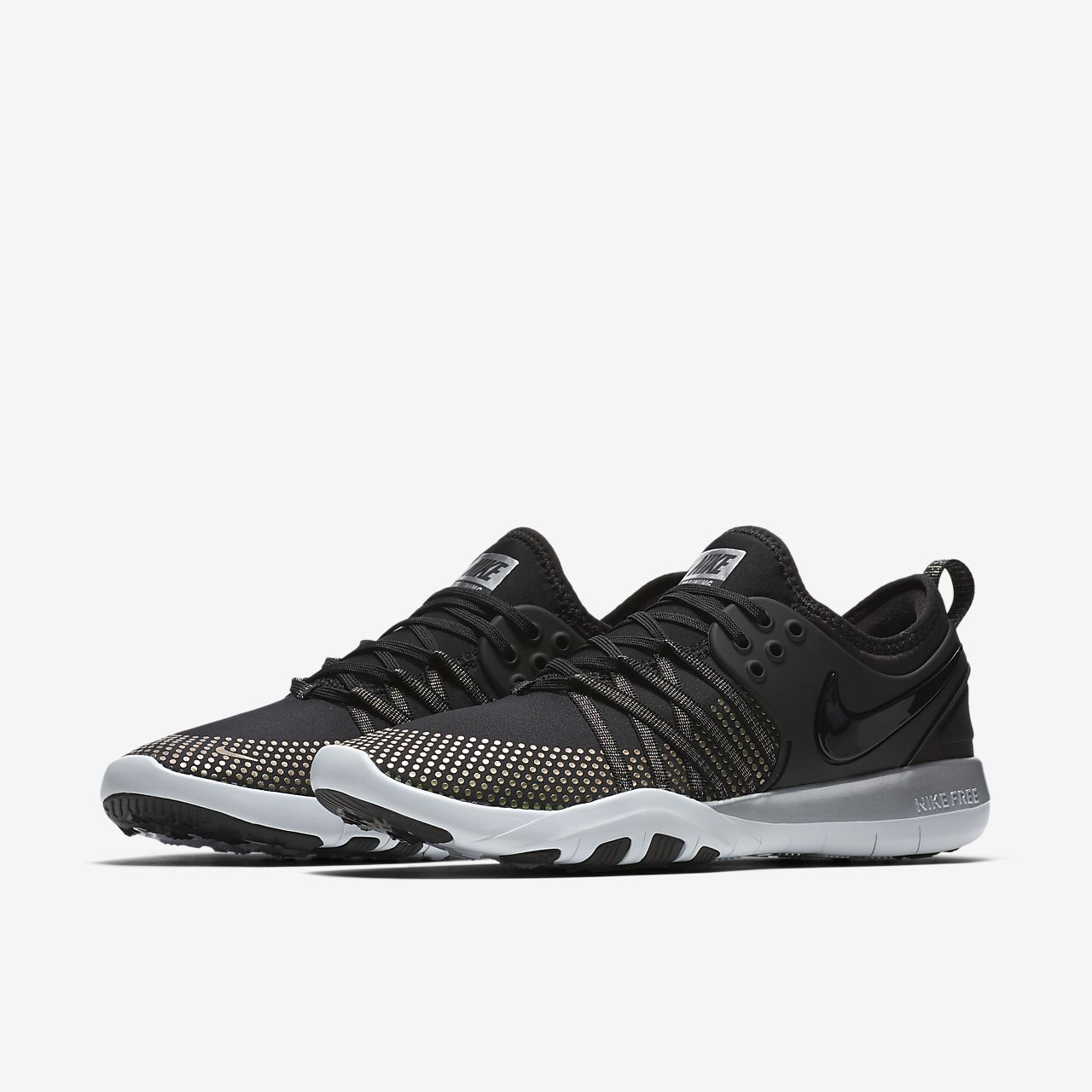 0ef887e5 Nike Free TR 7 Metallic Womens Training Shoe ...