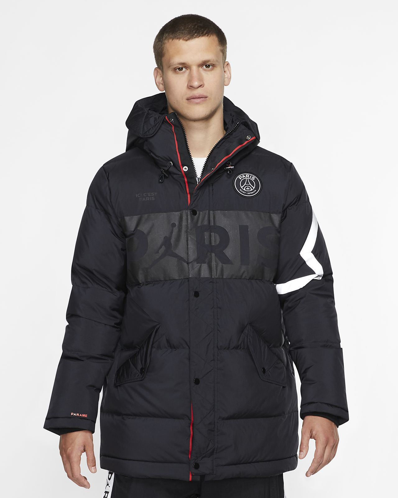 PSG Men's Down Parka