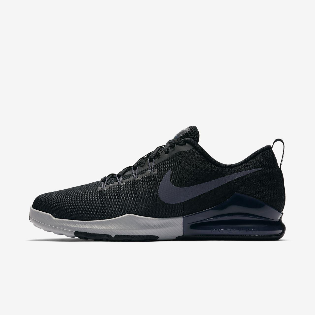 NEU Nike Zoom Train Action Herren Schuhe Schwarz Blau 852438 014 SALE