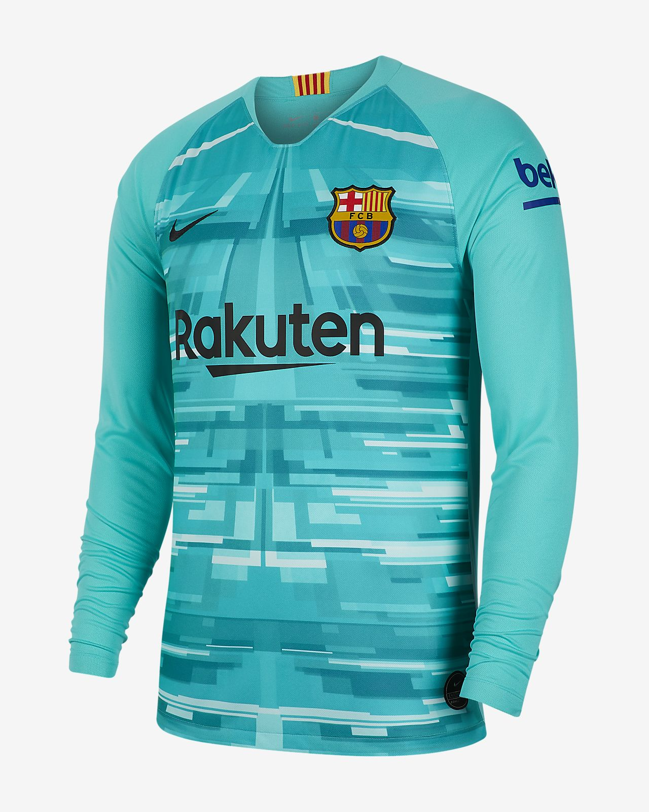 best website 20433 4046e FC Barcelona 2019/20 Stadium Goalkeeper Men's Football Shirt