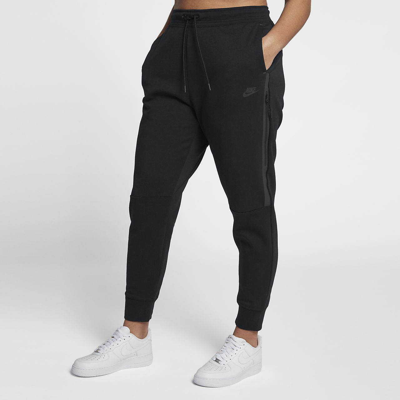nike sportswear tech fleece women 39 s trousers gb. Black Bedroom Furniture Sets. Home Design Ideas