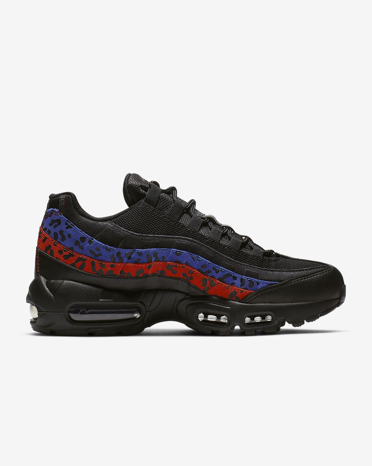 buy popular af52e ba04a ... Nike Air Max 95 Premium Animal Women s Shoe