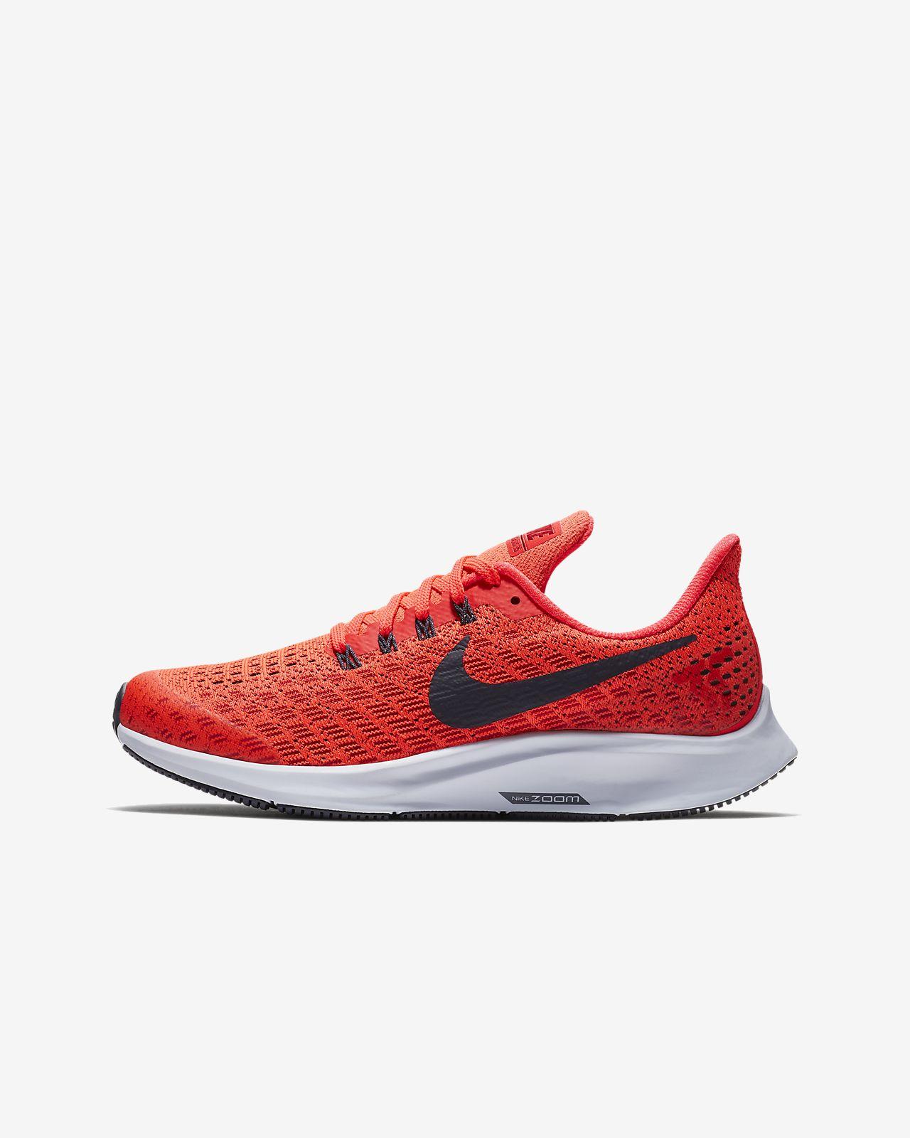 Nike Air Zoom Pegasus 35 小/大童跑鞋