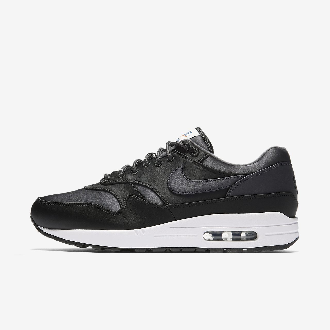 mens nike air max 1 all black nz