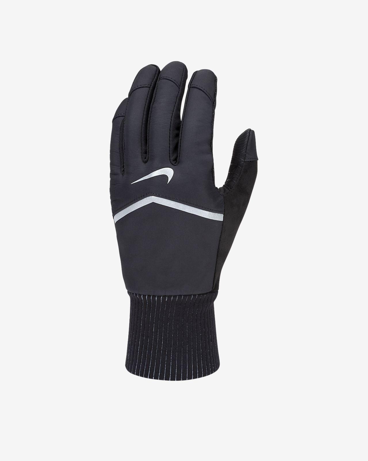Nike Shield-løbehandsker til kvinder