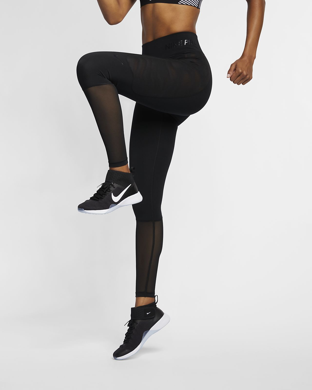 Tights Nike Pro HyperCool para mulher