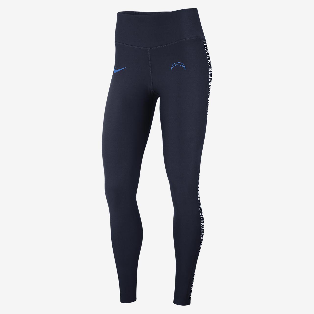 Nike Dri-FIT (NFL Chargers) Women's Leggings