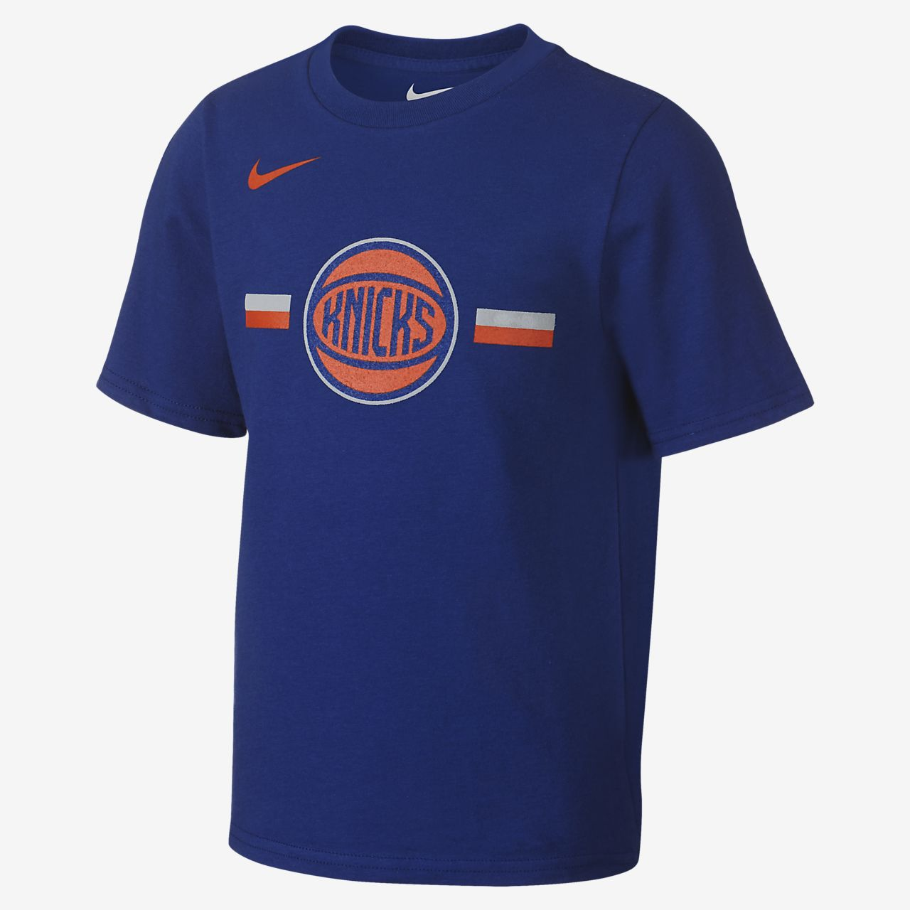a14ecd3ef39c New York Knicks Nike Little Kids  Logo NBA T-Shirt. Nike.com