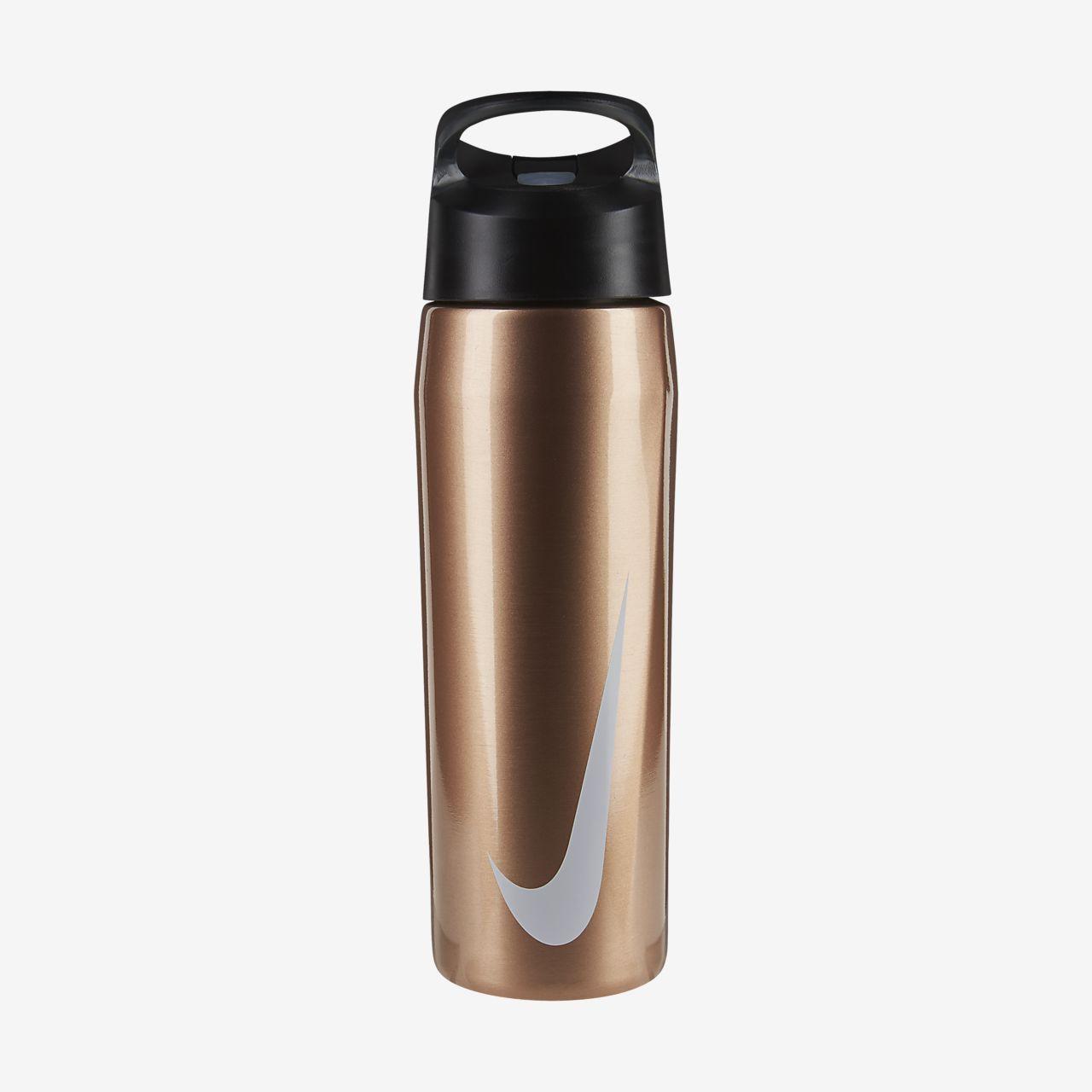 Láhev na vodu Nike 710 ml SS HyperCharge Straw Elite