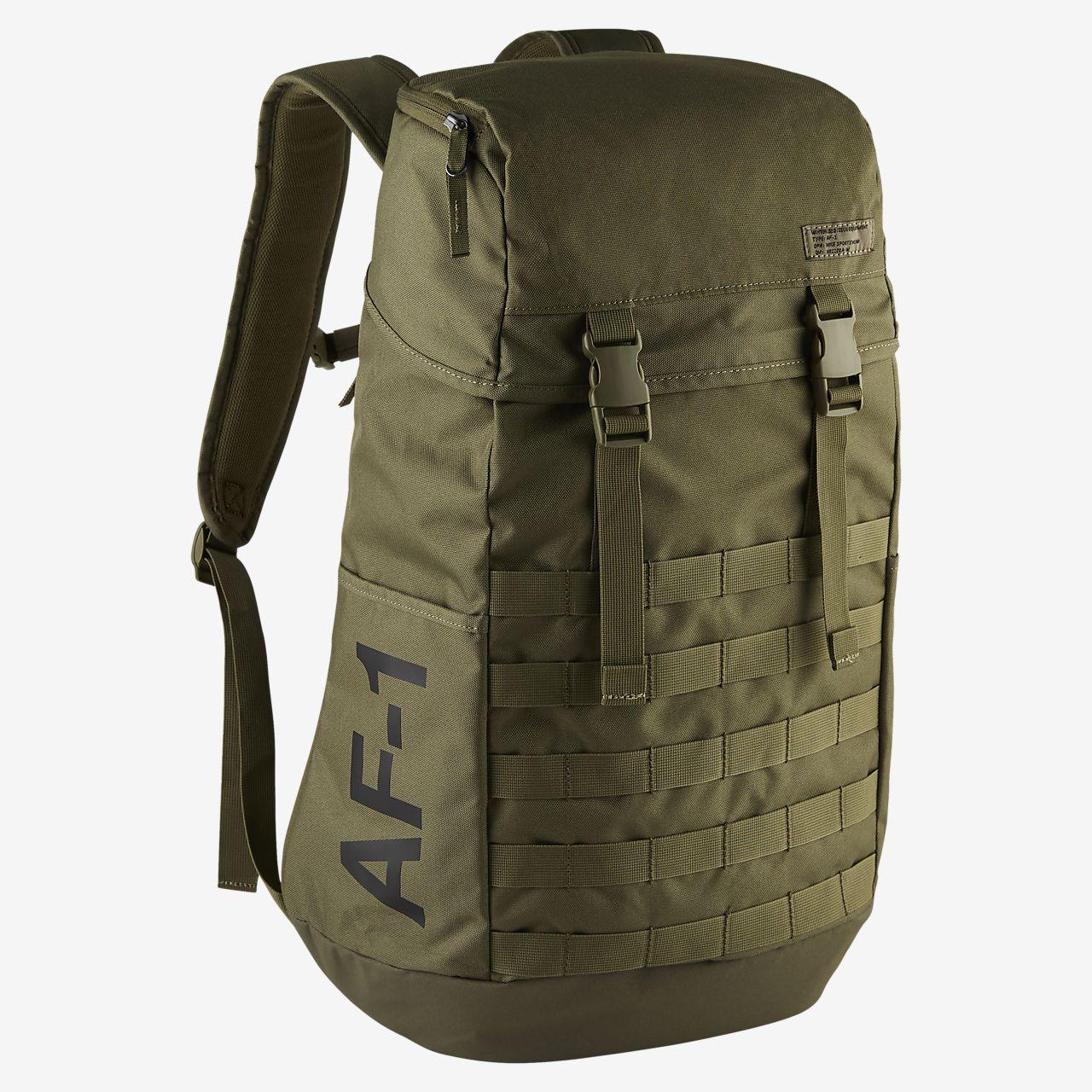 e608b16a3d6 Nike Sportswear AF1 Backpack. Nike.com AU