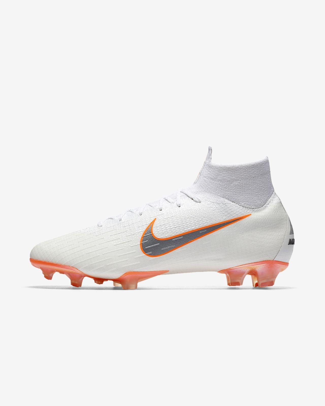 Scarpa da calcio per terreni duri Nike Mercurial Superfly 360 Elite Just Do  It