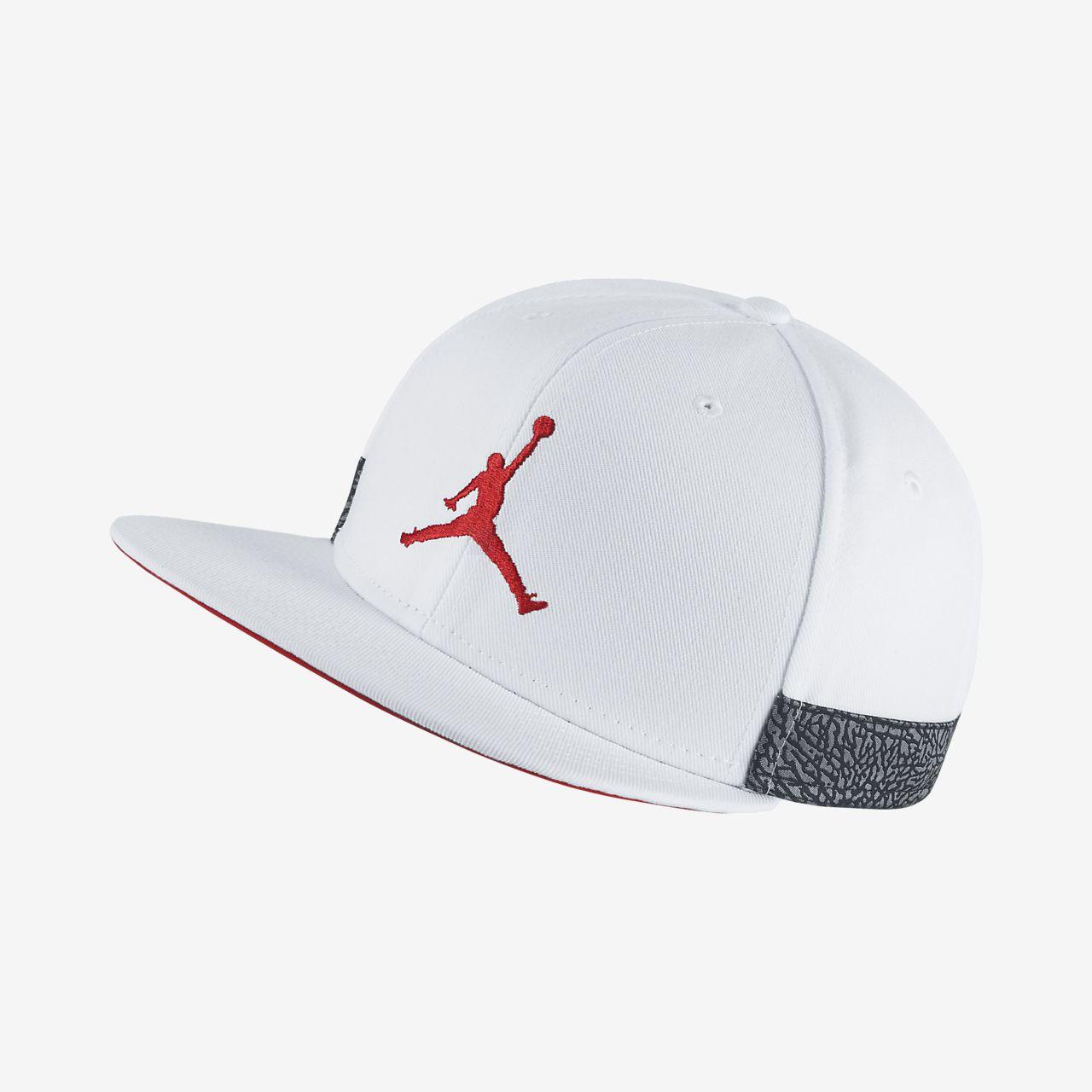 Jordan Jumpman Pro AJ3 可調式帽款