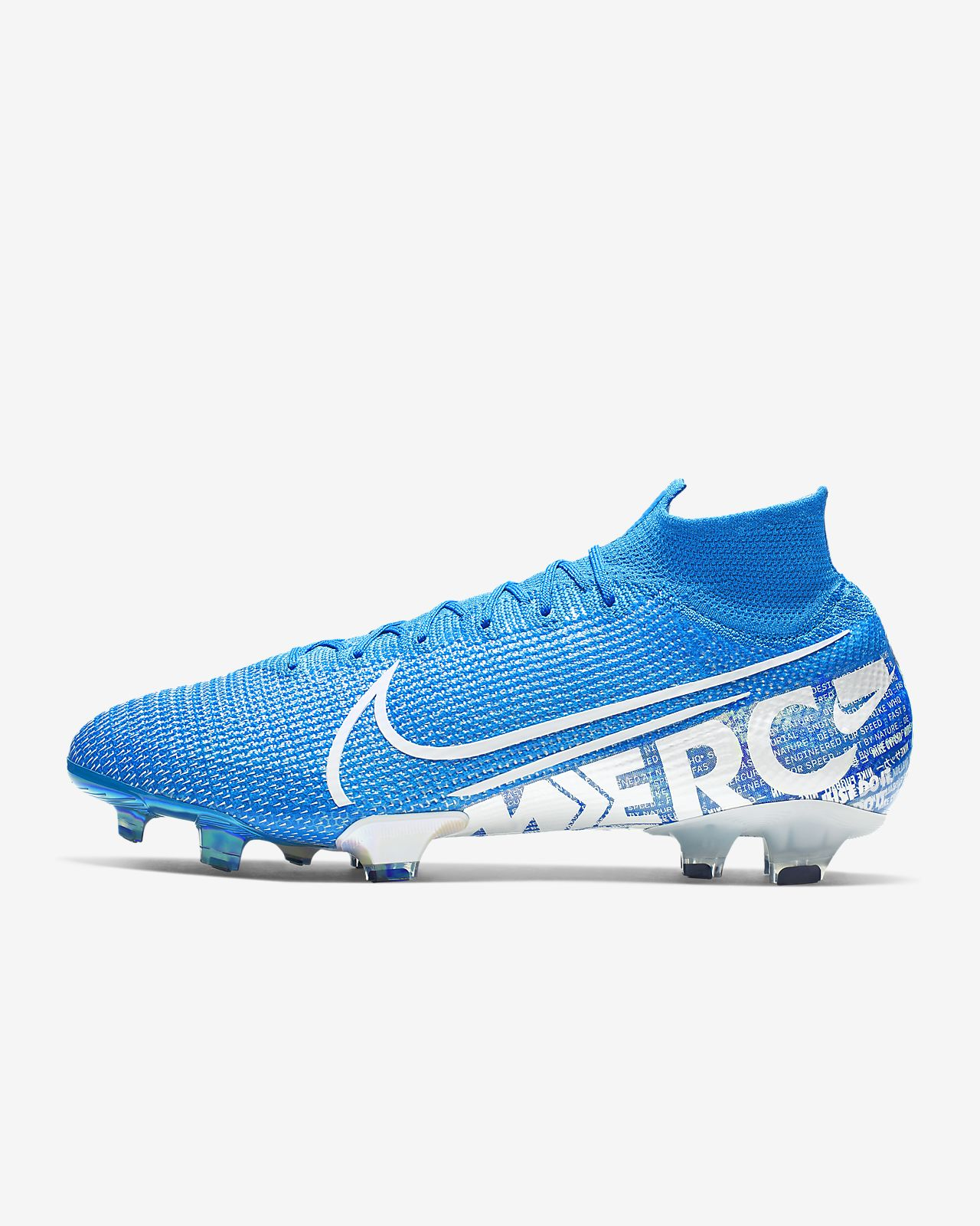 Nike Mercurial Superfly 7 Elite FG Voetbalschoen (stevige ondergrond)