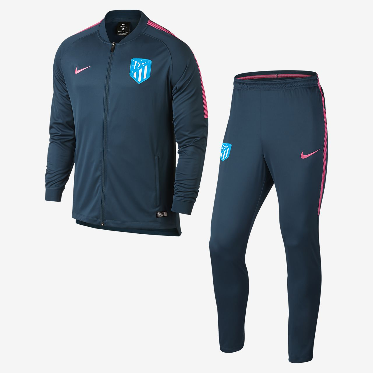 Atletico de Madrid Dri-FIT Squad Men Football Track Suit