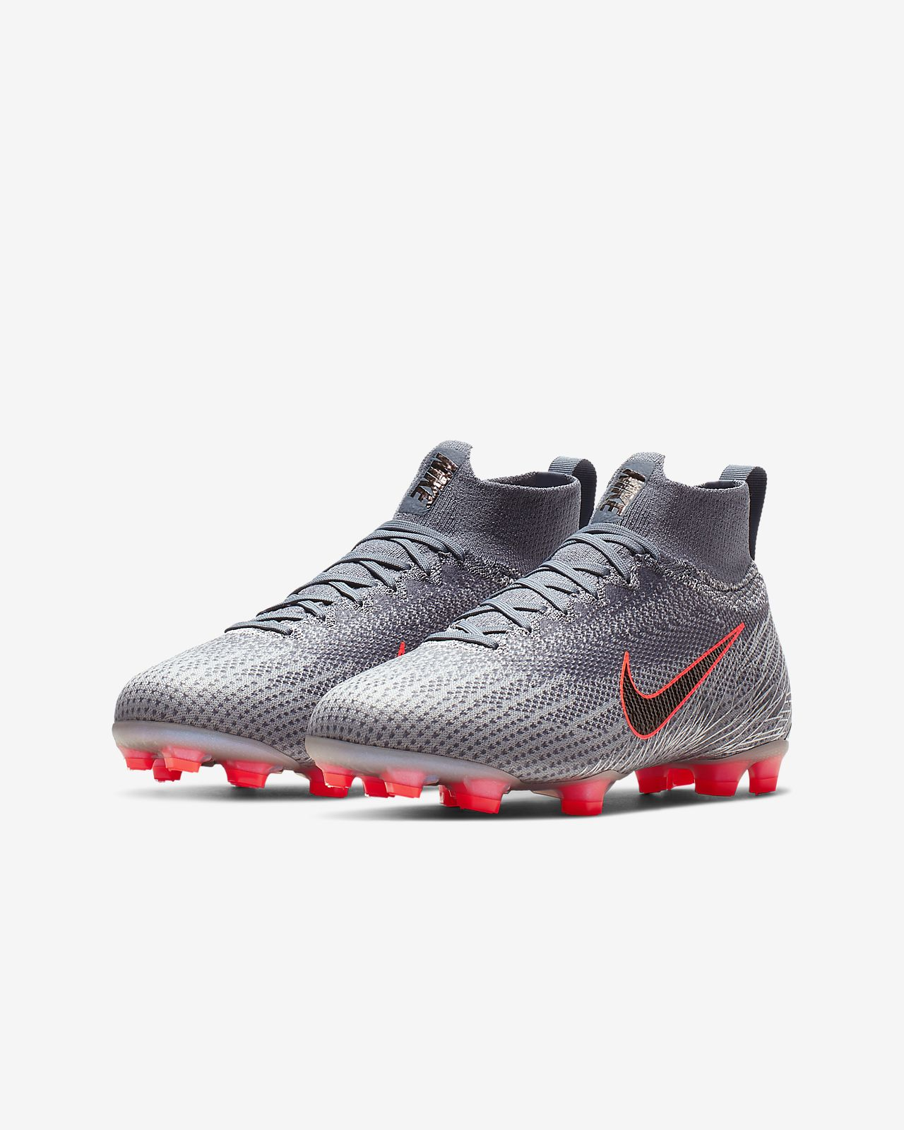 781827fd8 ... Nike Jr. Superfly 6 Elite FG Big Kids' Firm-Ground Soccer Cleat