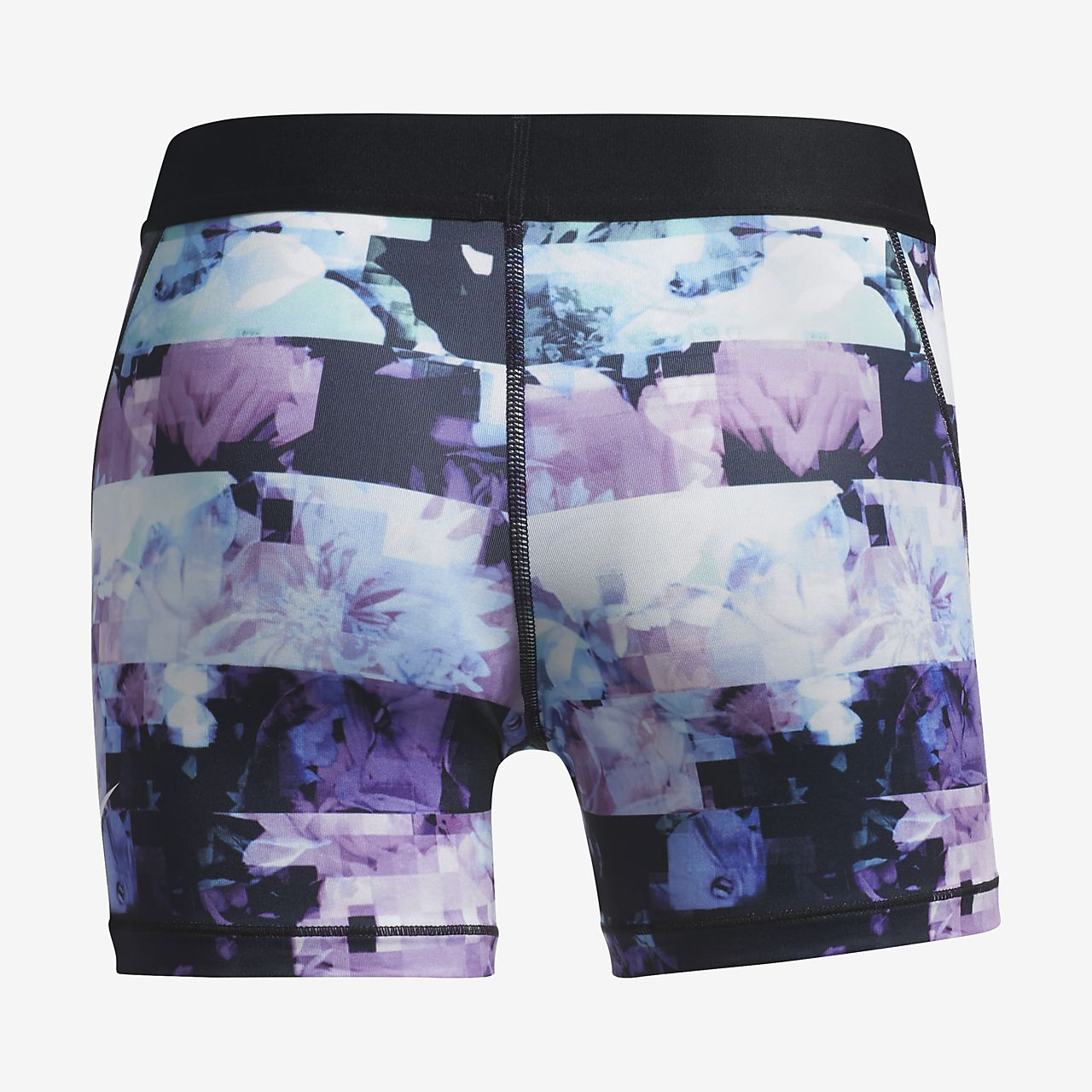 Nike Pro Older Kids Girls Shorts