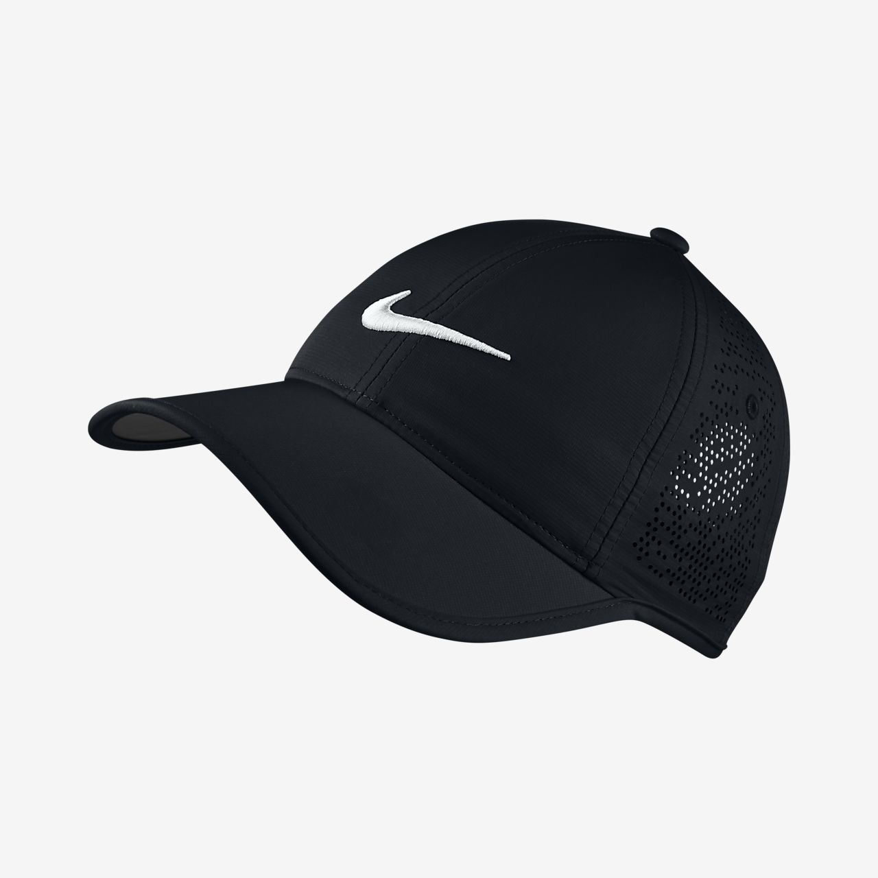 casquette de golf r glable nike perforated pour femme fr. Black Bedroom Furniture Sets. Home Design Ideas