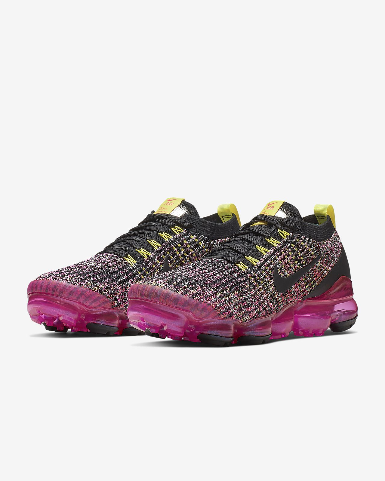 info for 4baf8 d38aa Nike Air VaporMax Flyknit 3 Women's Shoe