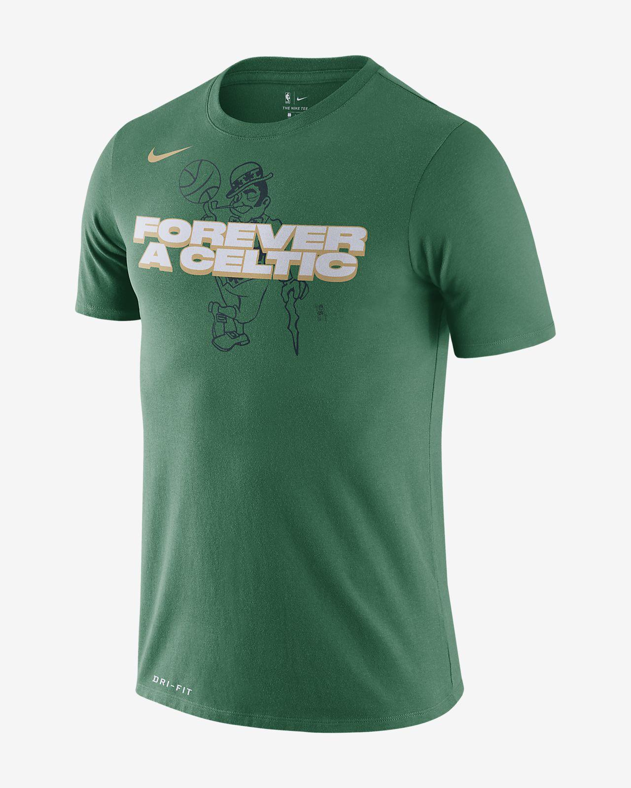Boston Celtics Nike Dri-FIT NBA-herenshirt