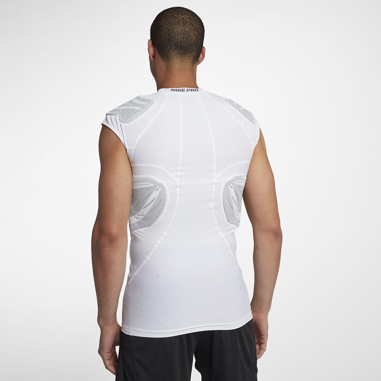 ... Nike Pro HyperStrong Men's Sleeveless Football Top