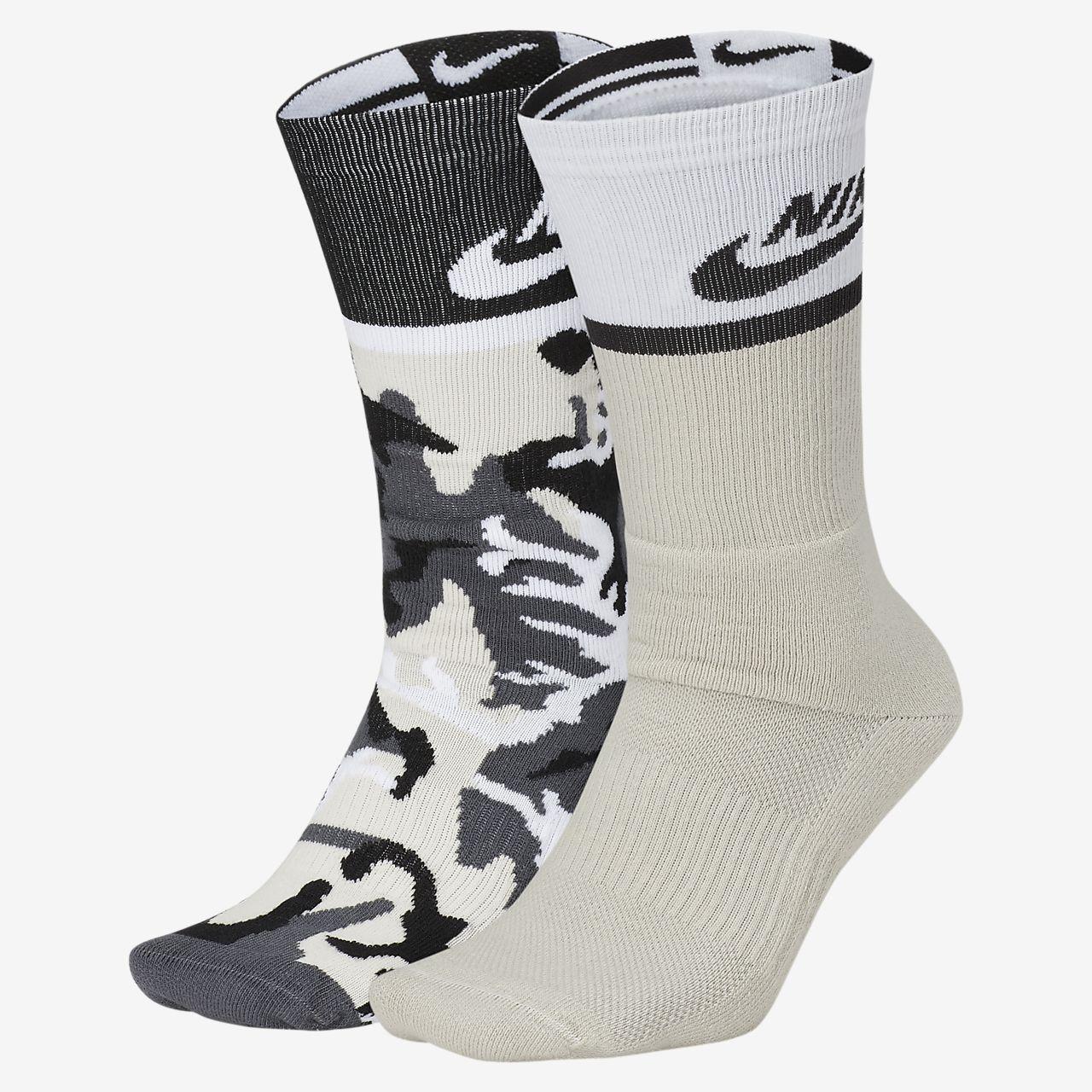Nike SB Energy Crew 滑板袜(2 双)