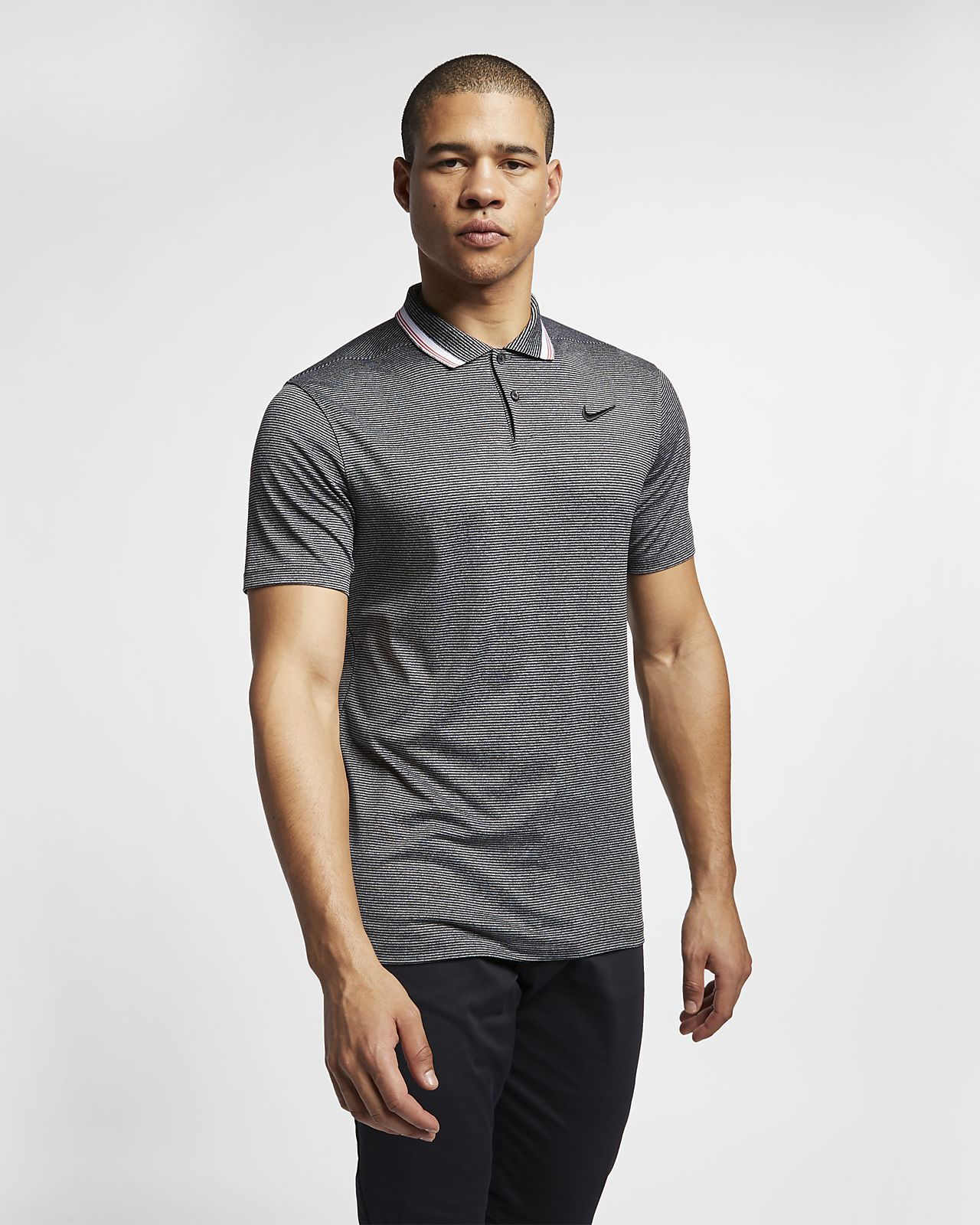 Nike Dri-FIT Vapor Erkek Golf Polo Üst