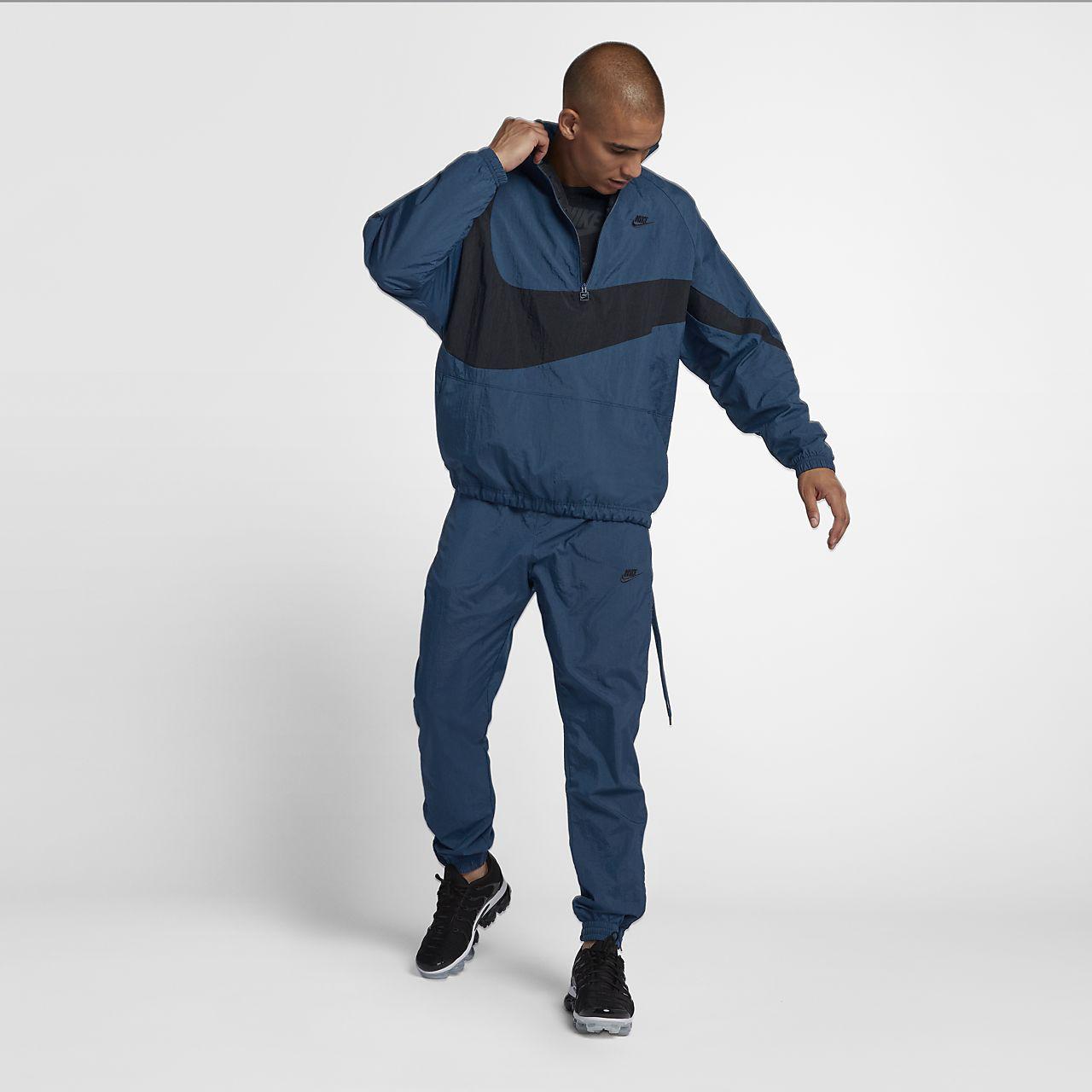 Veste à demi zip Nike Sportswear