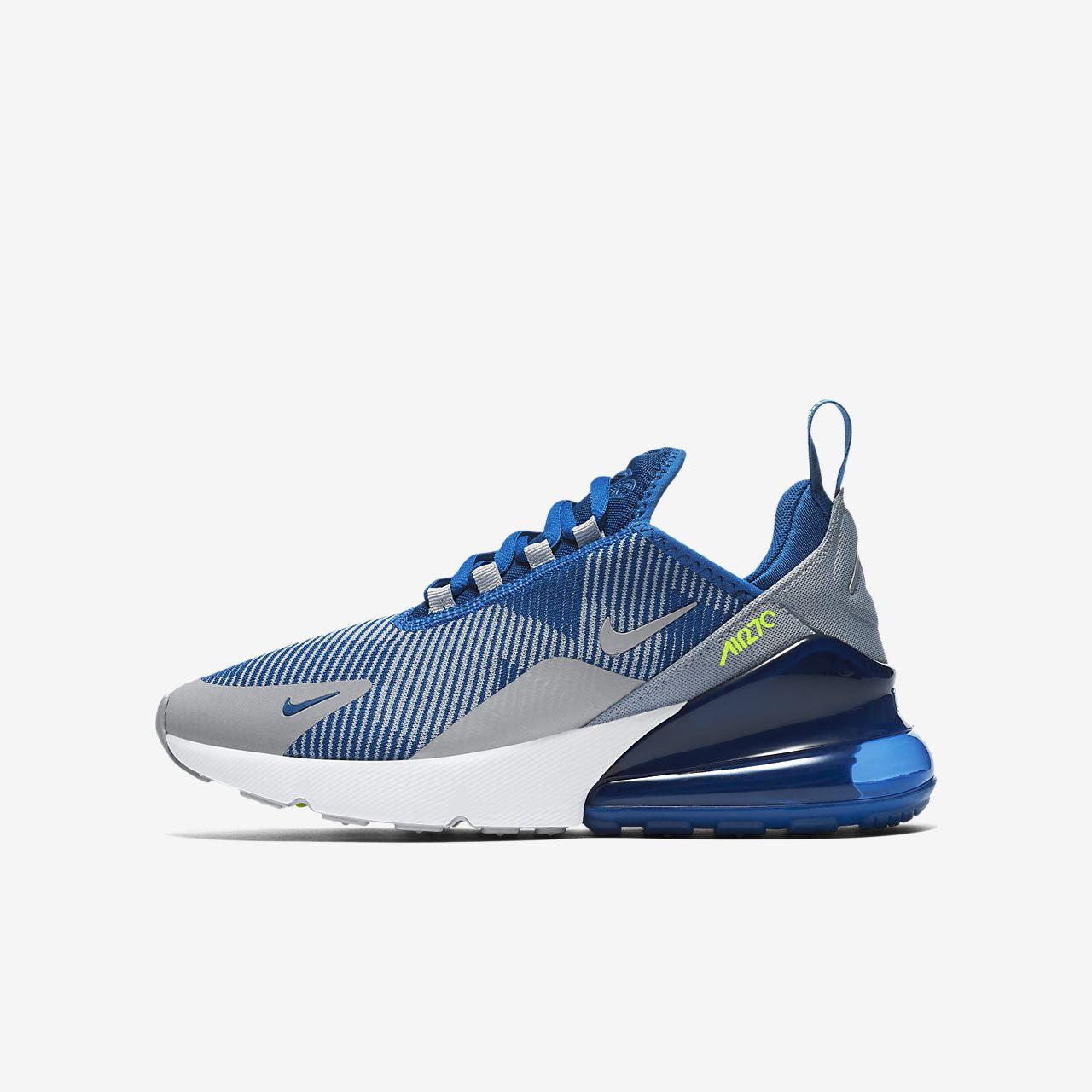 Nike Air Max 270 KJCRD (GS)大童运动童鞋