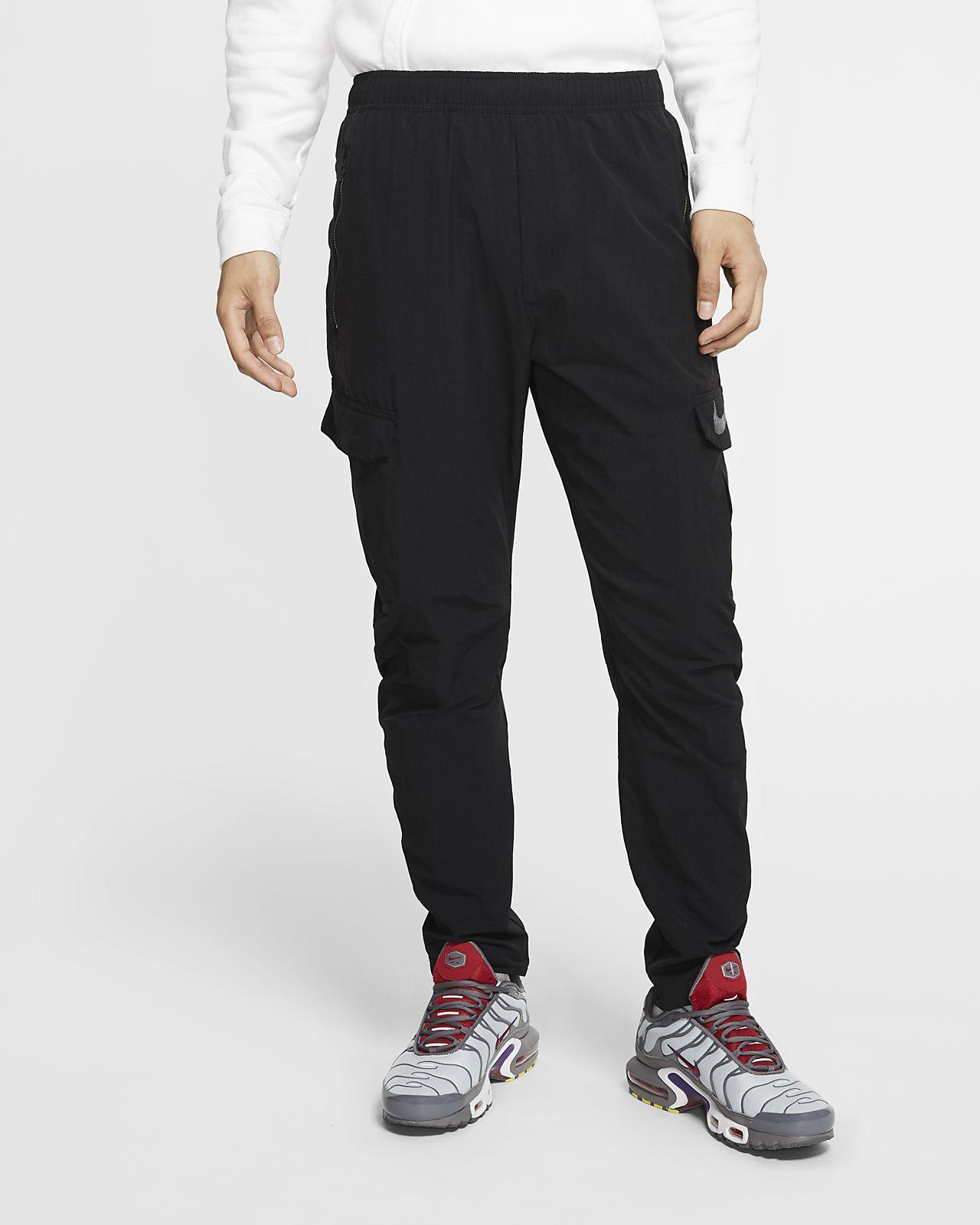 Pantaloni in woven Nike Sportswear Uomo