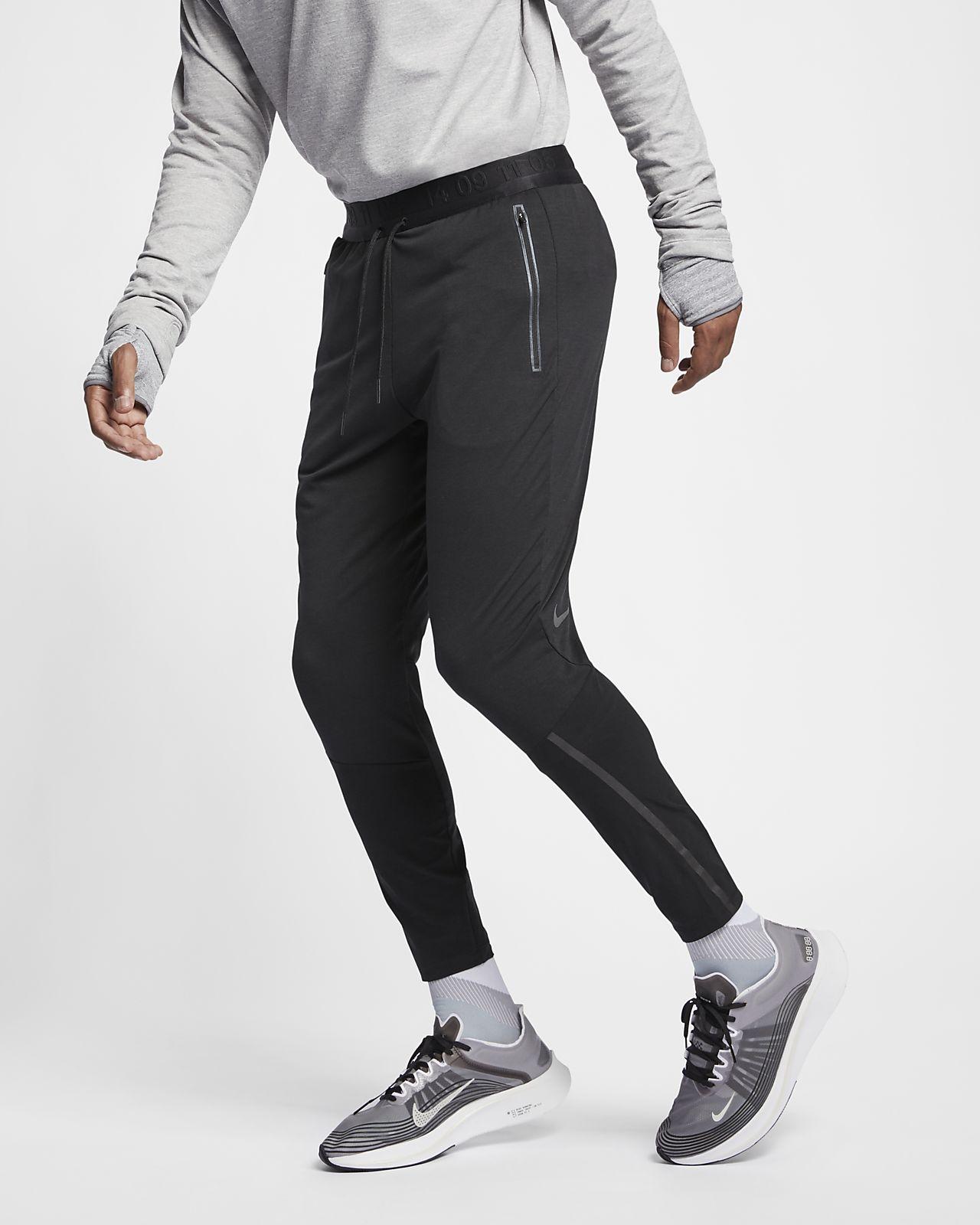 Męskie spodnie do biegania Nike Therma Sphere Tech Pack