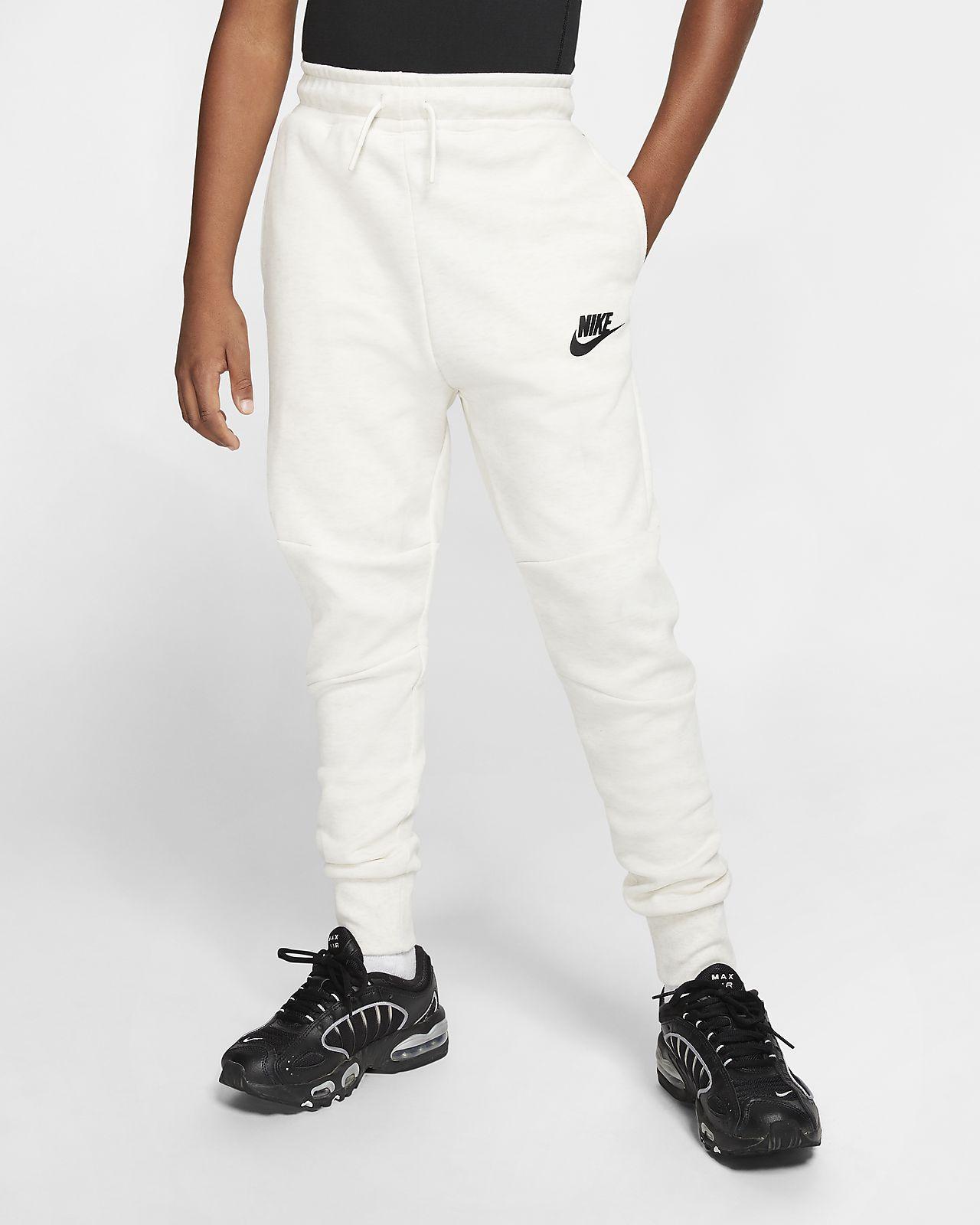 Nike Sportswear Older Kids' Tech Fleece Trousers