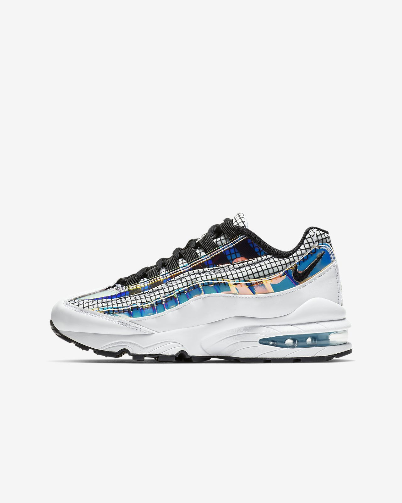 Nike Air Max 95 LV8 Big Kids' Shoe