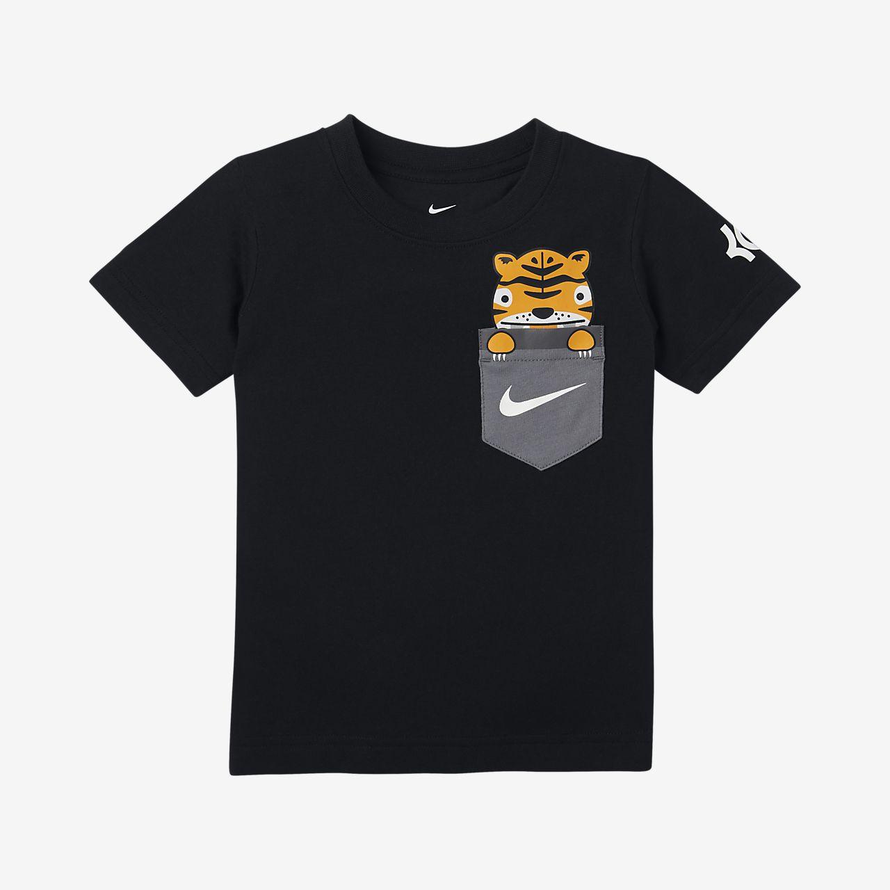 ddc4eb23c5ec KD Little Big Cats Toddler T-Shirt. Nike.com