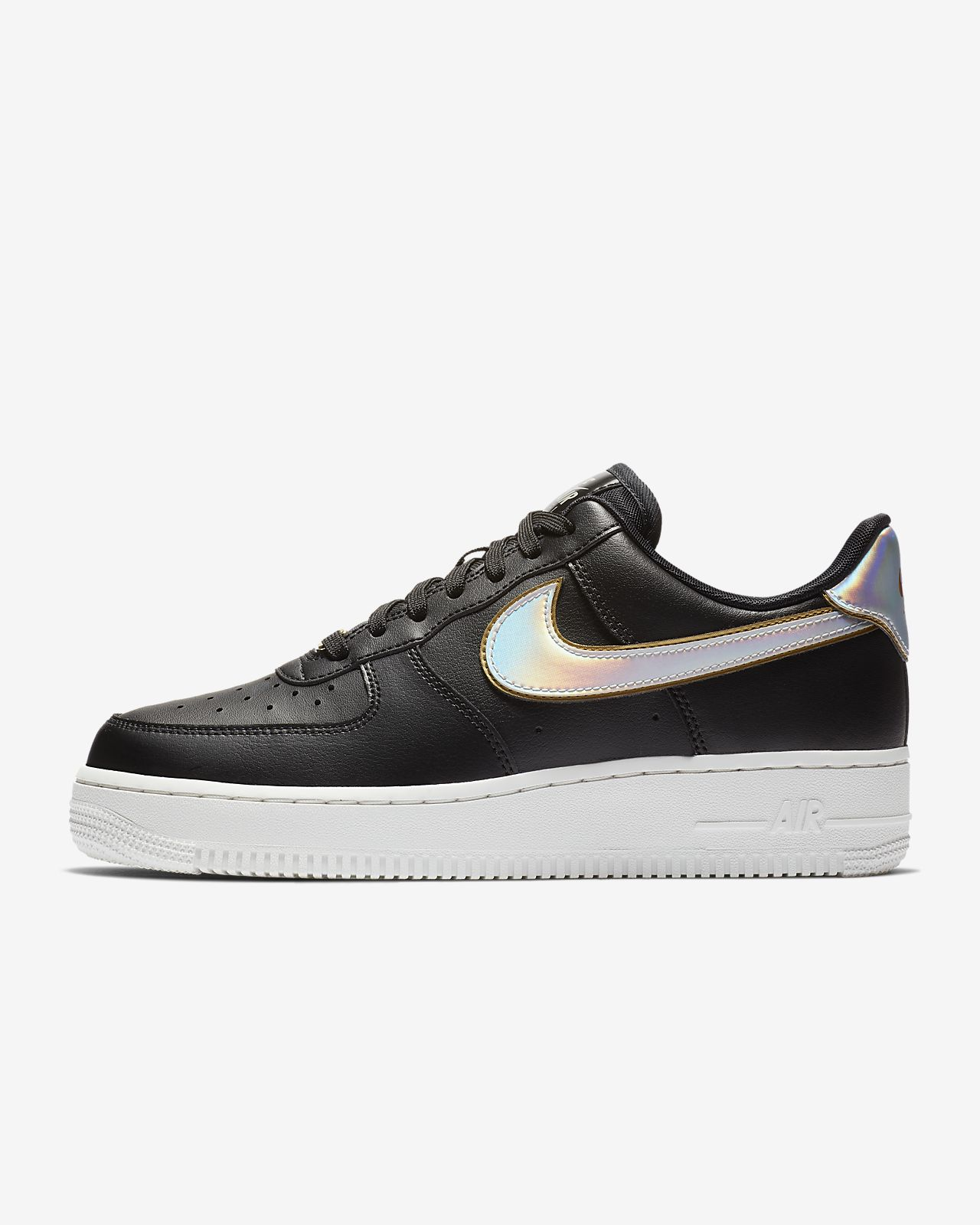 Nike Air Force 1 '07 Metallic Women's Shoe