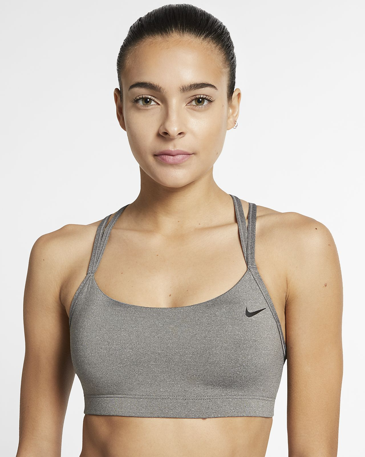 Nike Favorites Strappy Women's Light Support Sports Bra