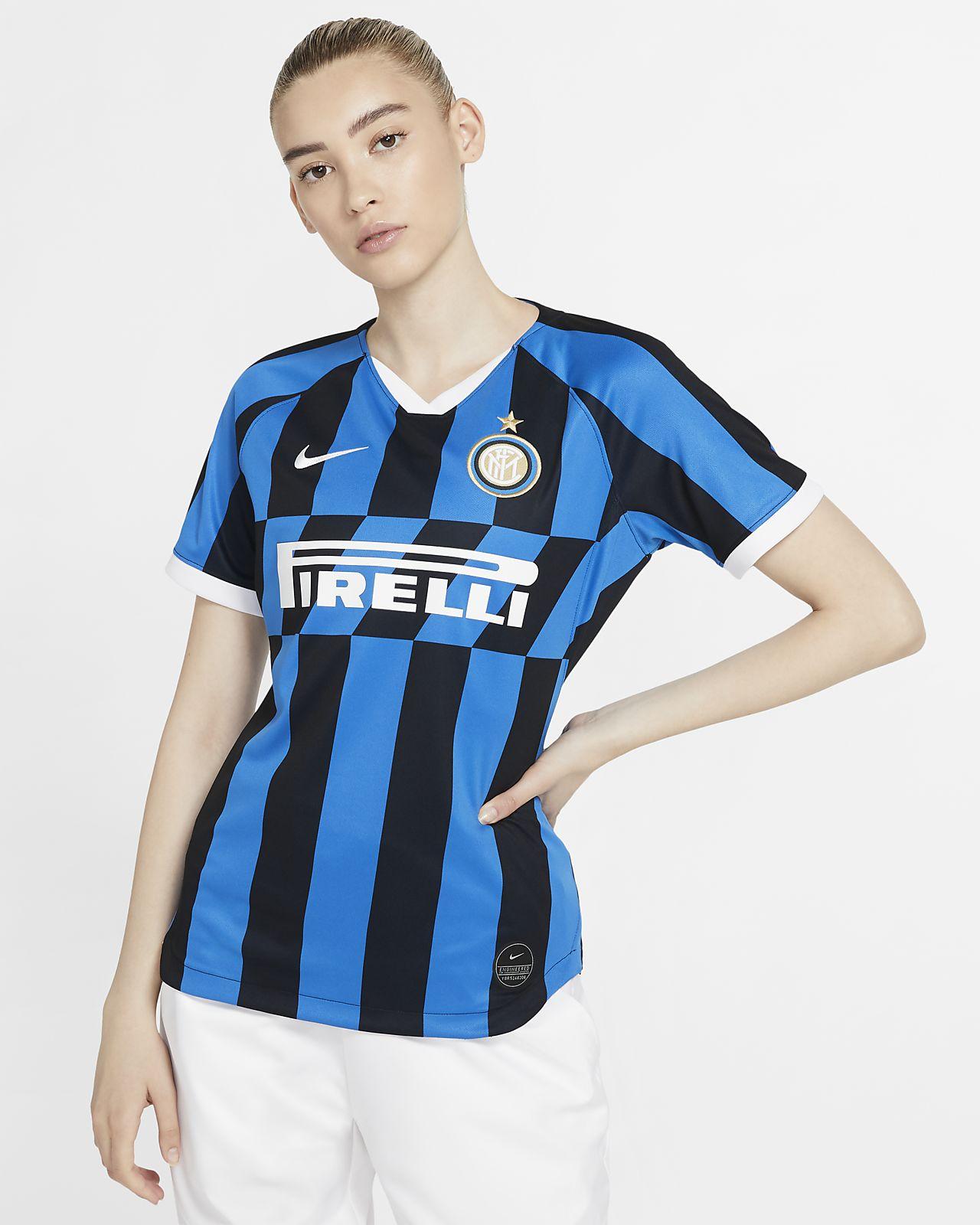 Maglia da calcio Inter 2019/20 Stadium Home - Donna