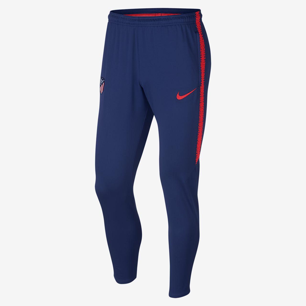 Pantalones de fútbol para hombre Atlético de Madrid Dri-FIT Squad ... 0e01911638eb6