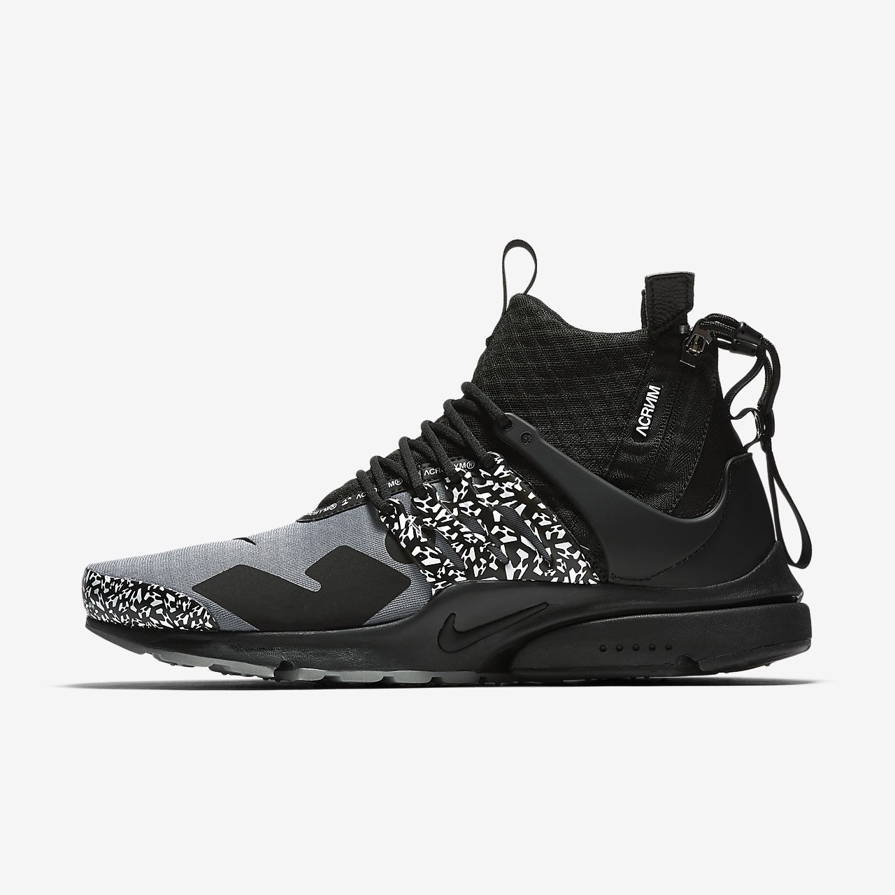 new arrival c5239 9f947 ... Nike Air Presto Mid SP x Acronym Mens Shoe