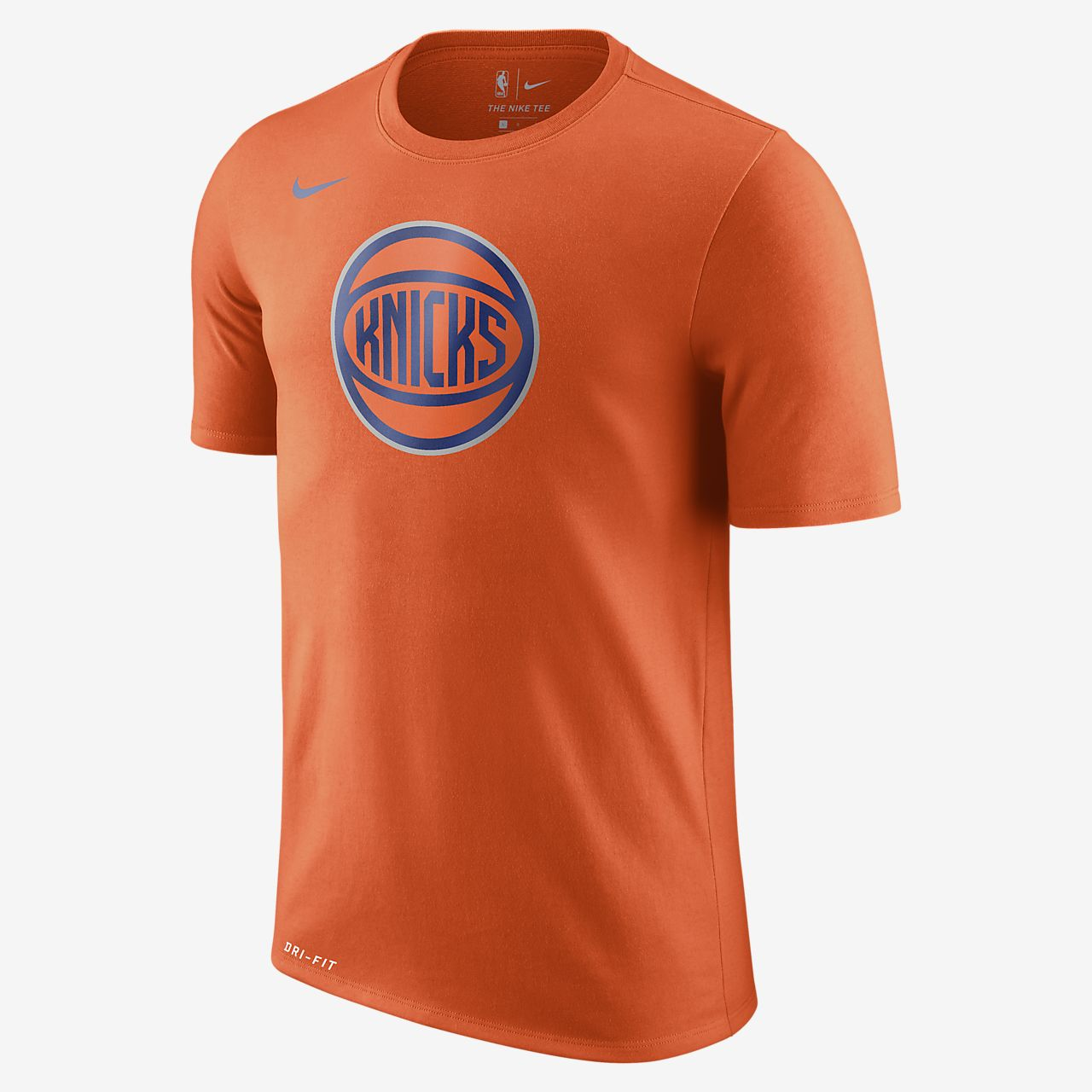 Shirt York T Men's Knicks NBA New Nike Logo Dry N8PknOw0ZX