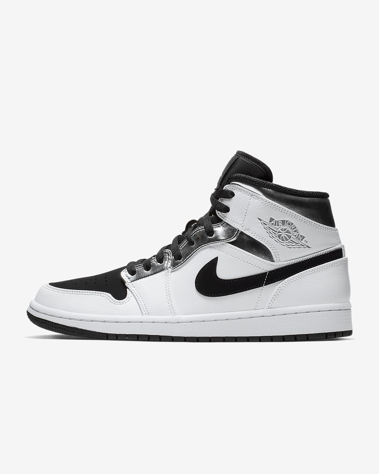 newest 9aa5c e7119 ... Air Jordan 1 Mid Mens Shoe
