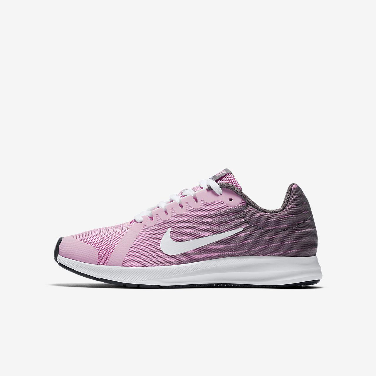 64ca4d4a Беговые кроссовки для школьников Nike Downshifter 8. Nike.com RU