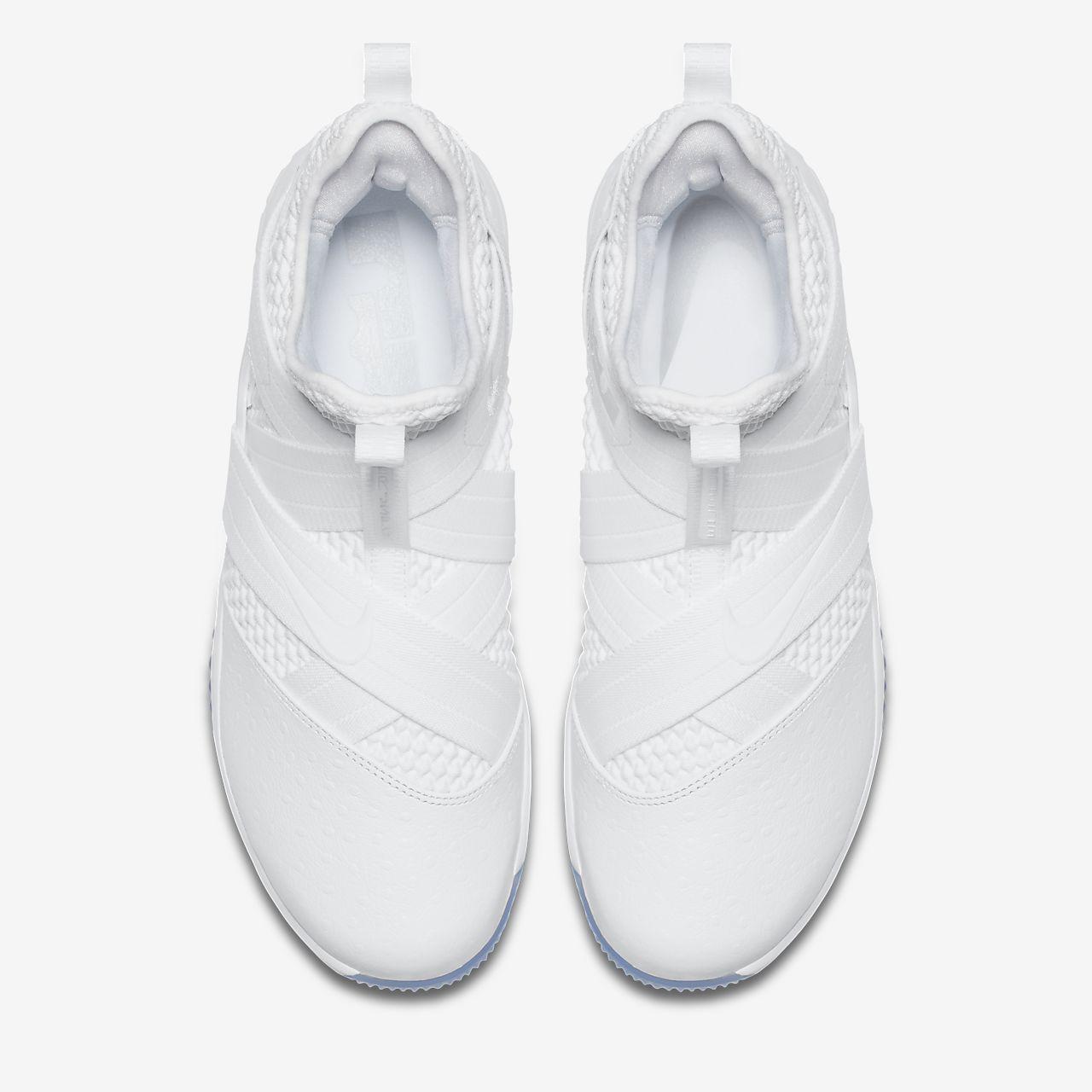 2c6b93e2a024 LeBron Soldier 12 SFG Basketball Shoe. Nike.com NZ