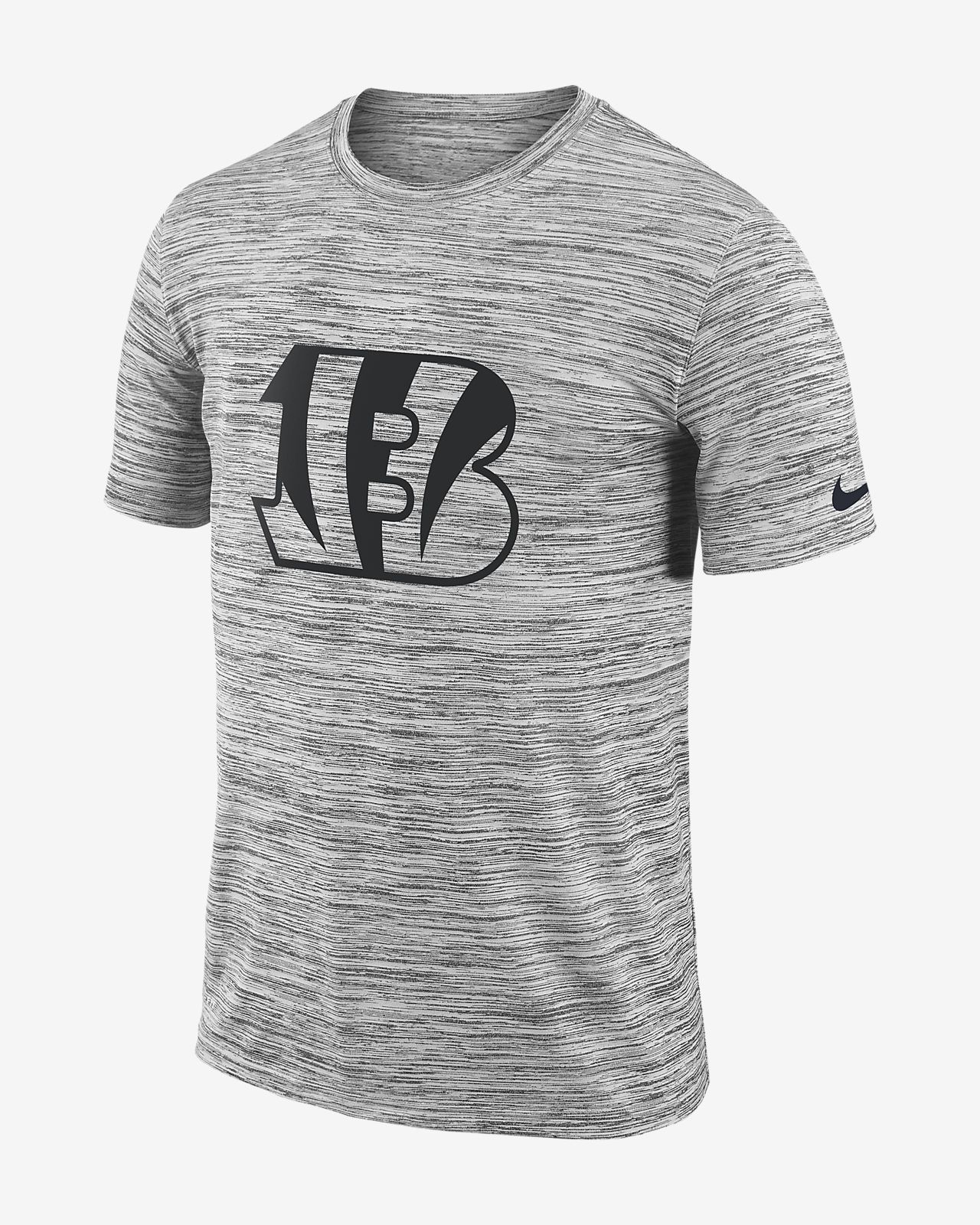 Nike Legend Velocity Travel (NFL Bengals) Men's T-Shirt