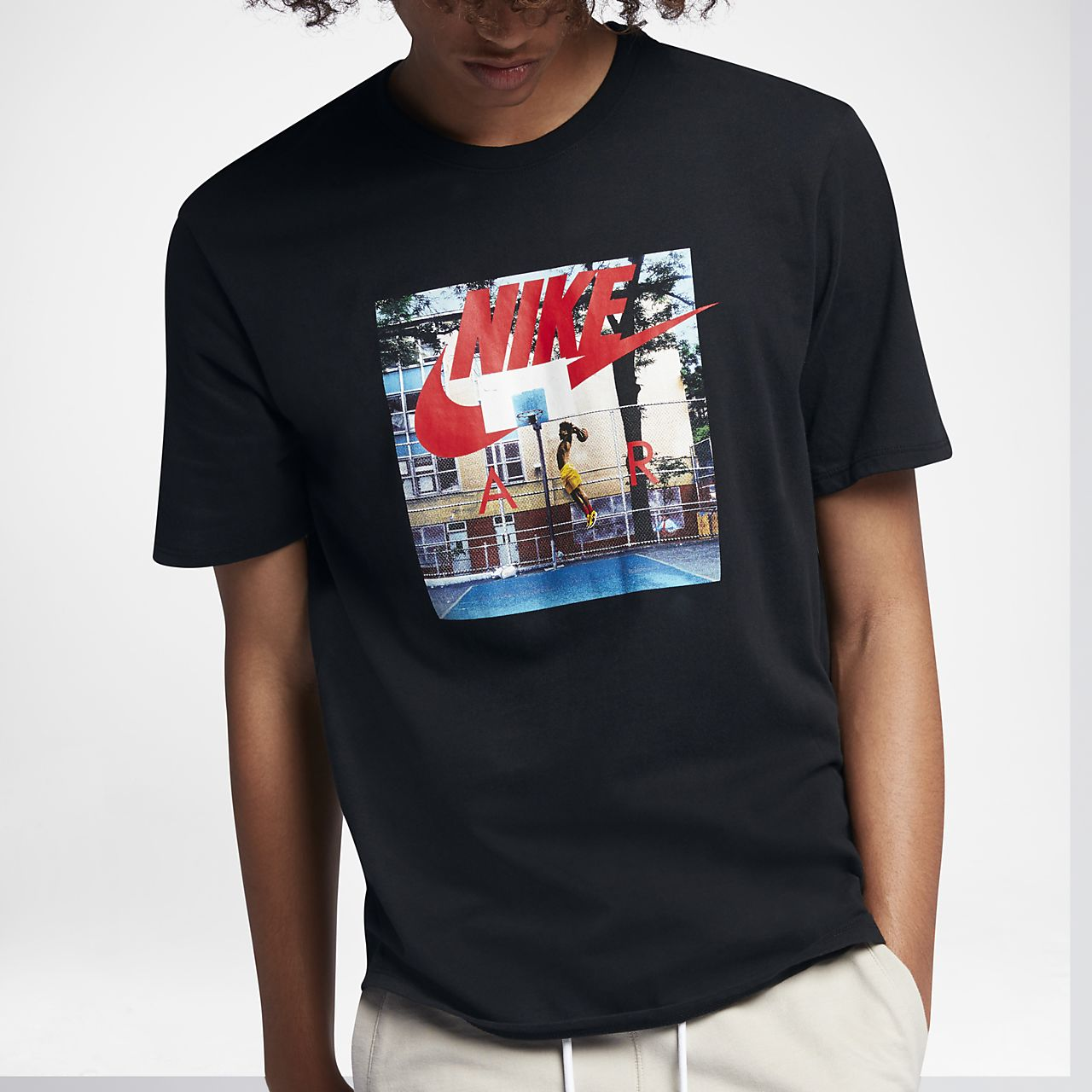 87af7887b4aba4 Nike Sportswear Air Photo Men s T-Shirt. Nike.com ID