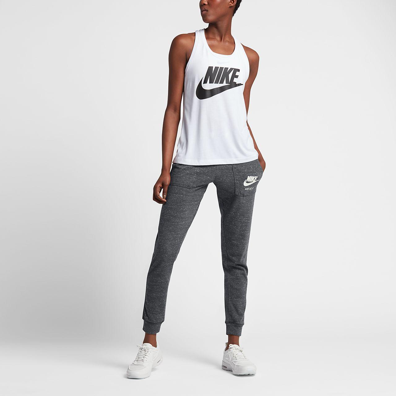 50a79403886 Nike Sportswear Gym Vintage Women's Trousers