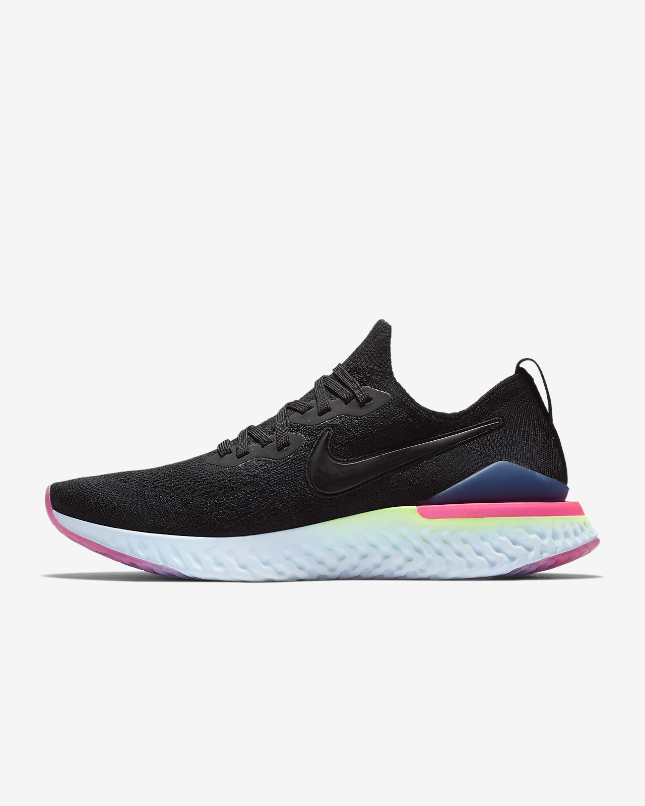 nike epic react flyknit homme blanche