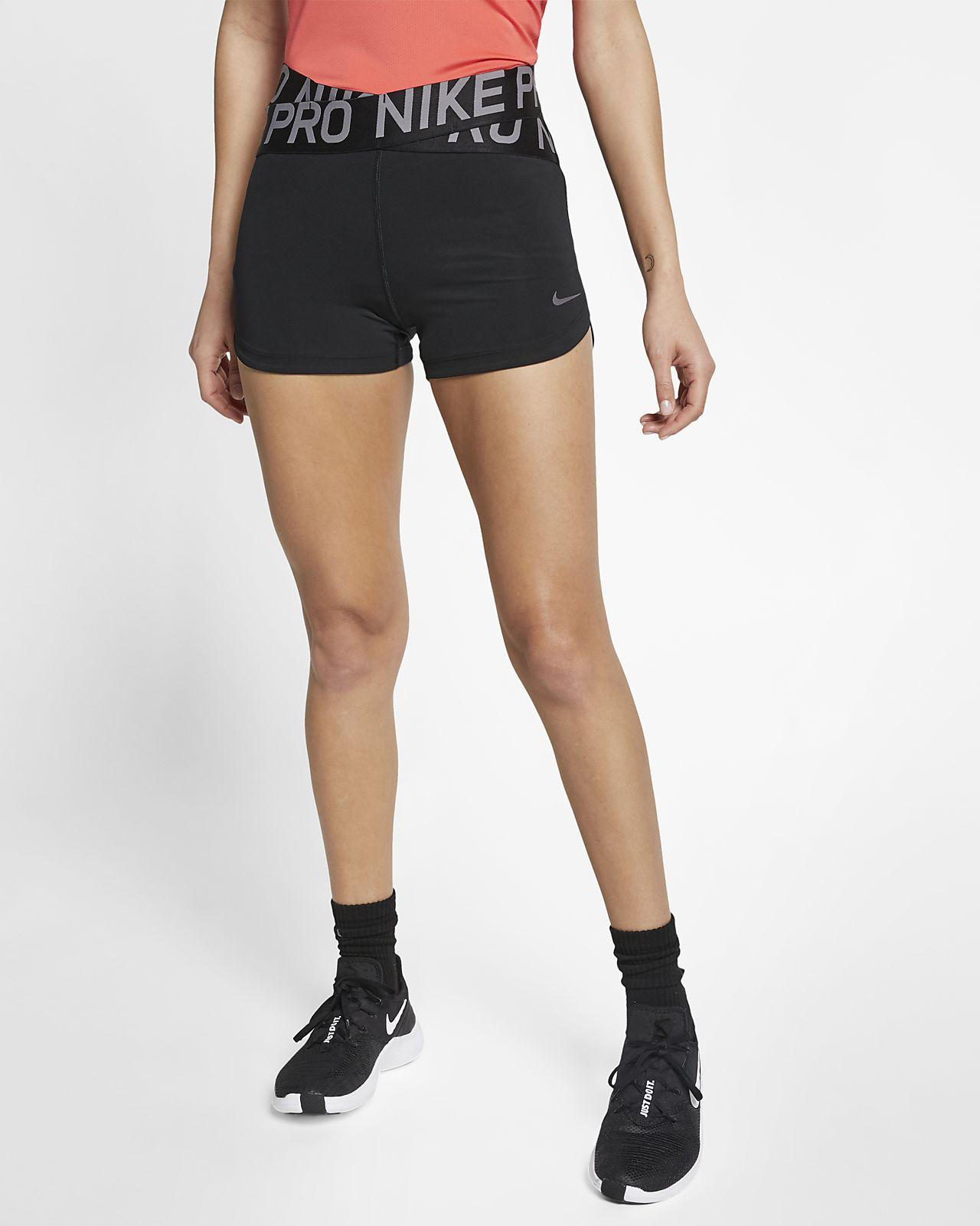 7190c5a7d Nike Pro Intertwist Pantalón corto de 8 cm - Mujer