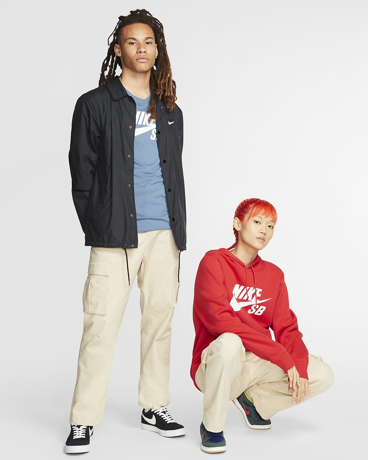Spodnie do skateboardingu Nike SB Flex FTM